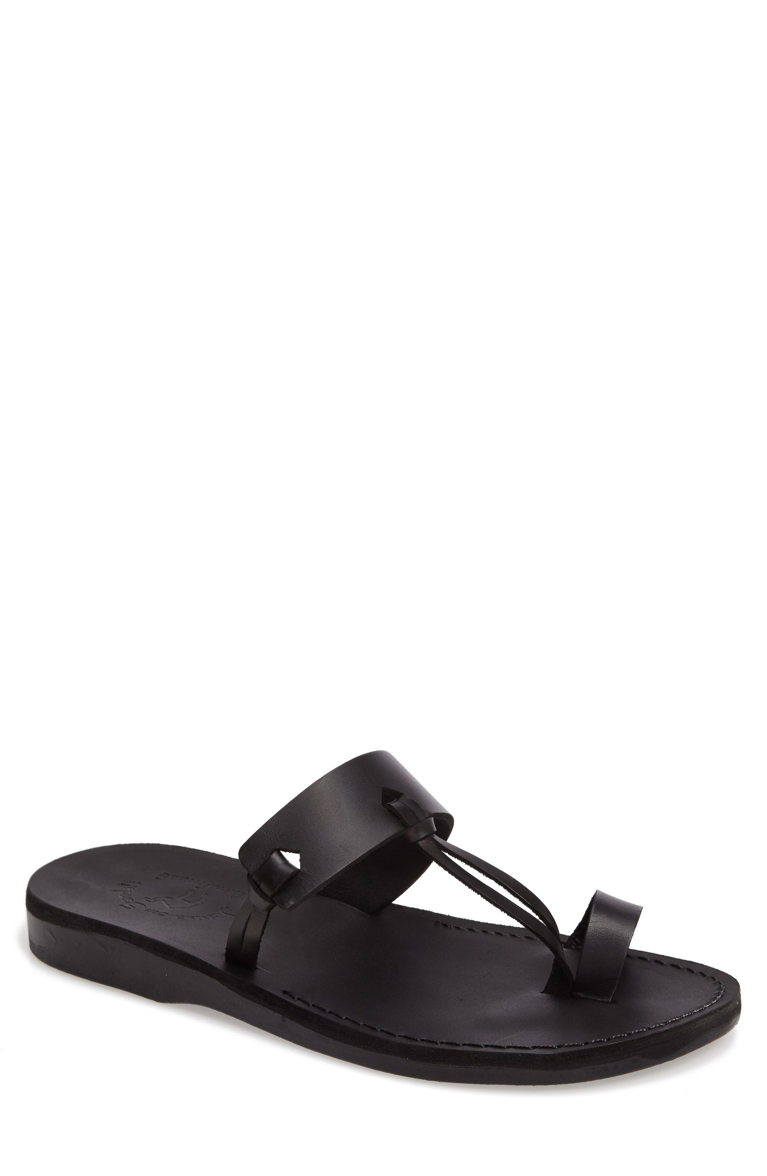 Jerusalem Sandals David Toe-Loop Sandal (Men)