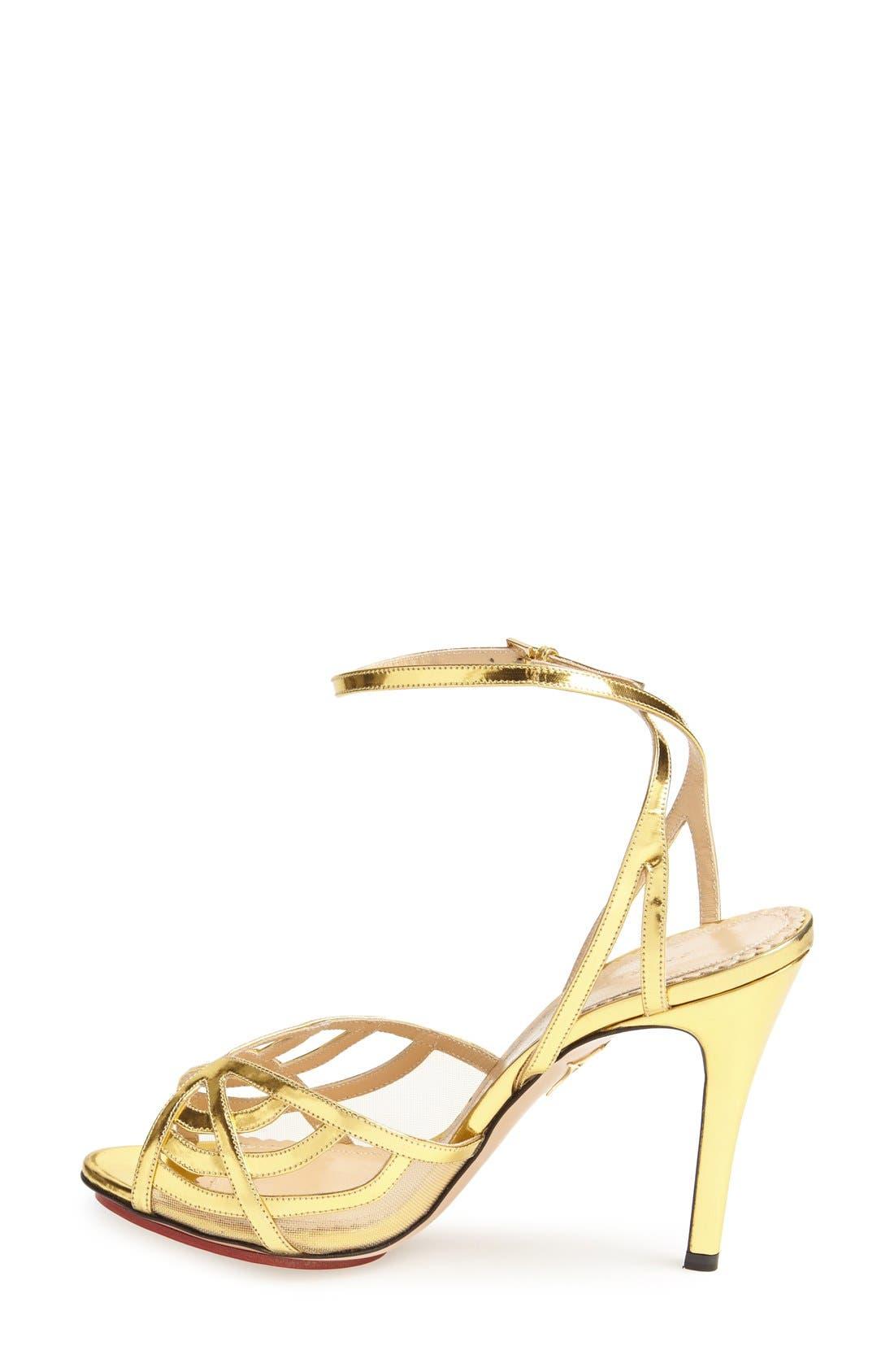 Alternate Image 2  - Charlotte Olympia 'Octavia' Platform Sandal (Women)
