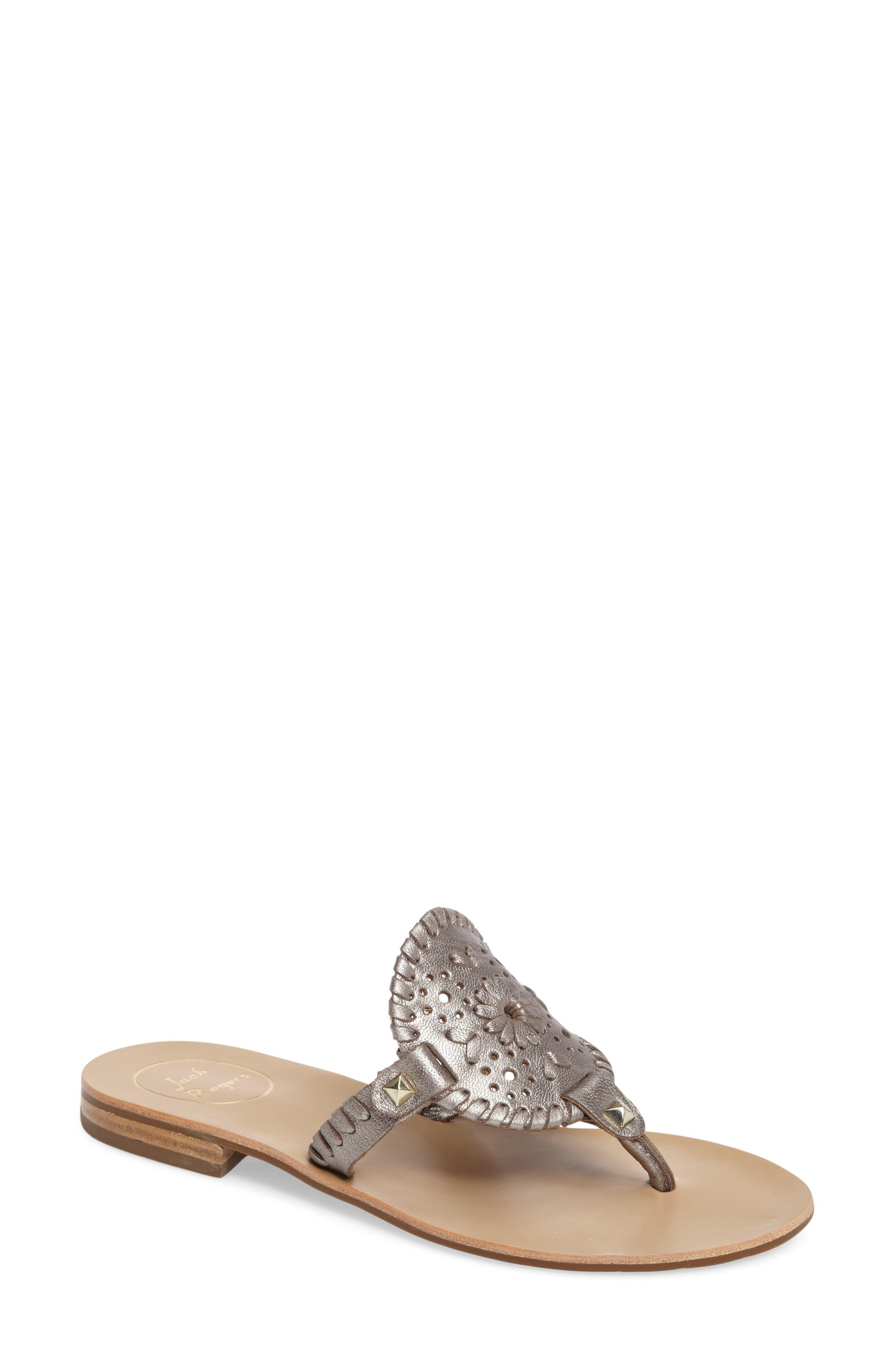 Jack Rogers 'Georgica' Sandals (Women)