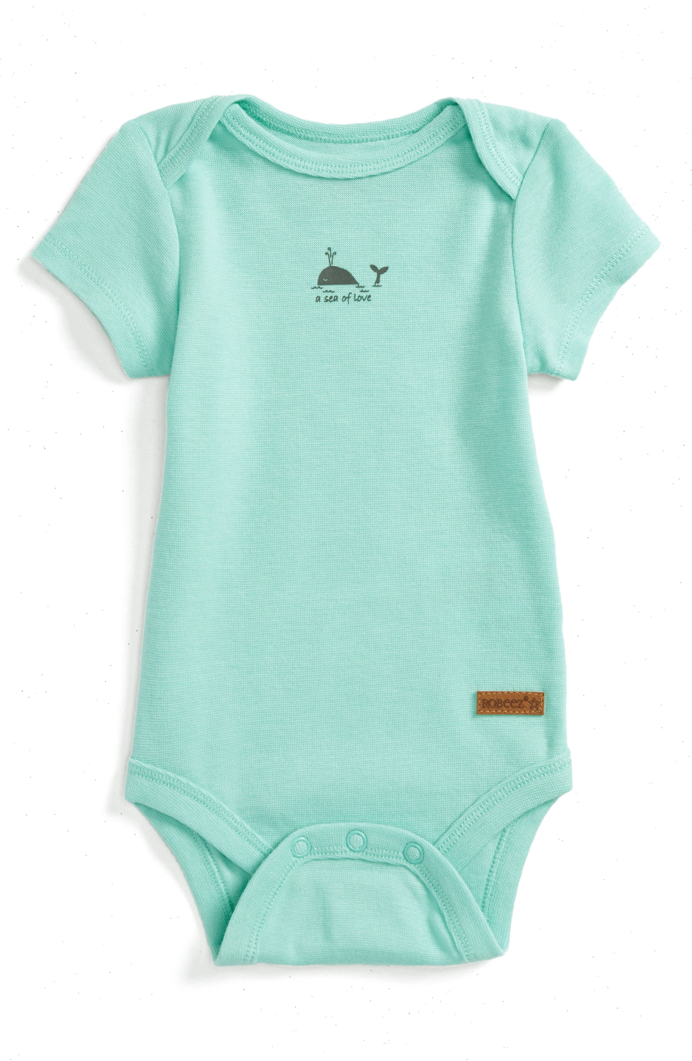 Robeez® A Sea of Love - Love Makes a Family Bodysuit (Baby)