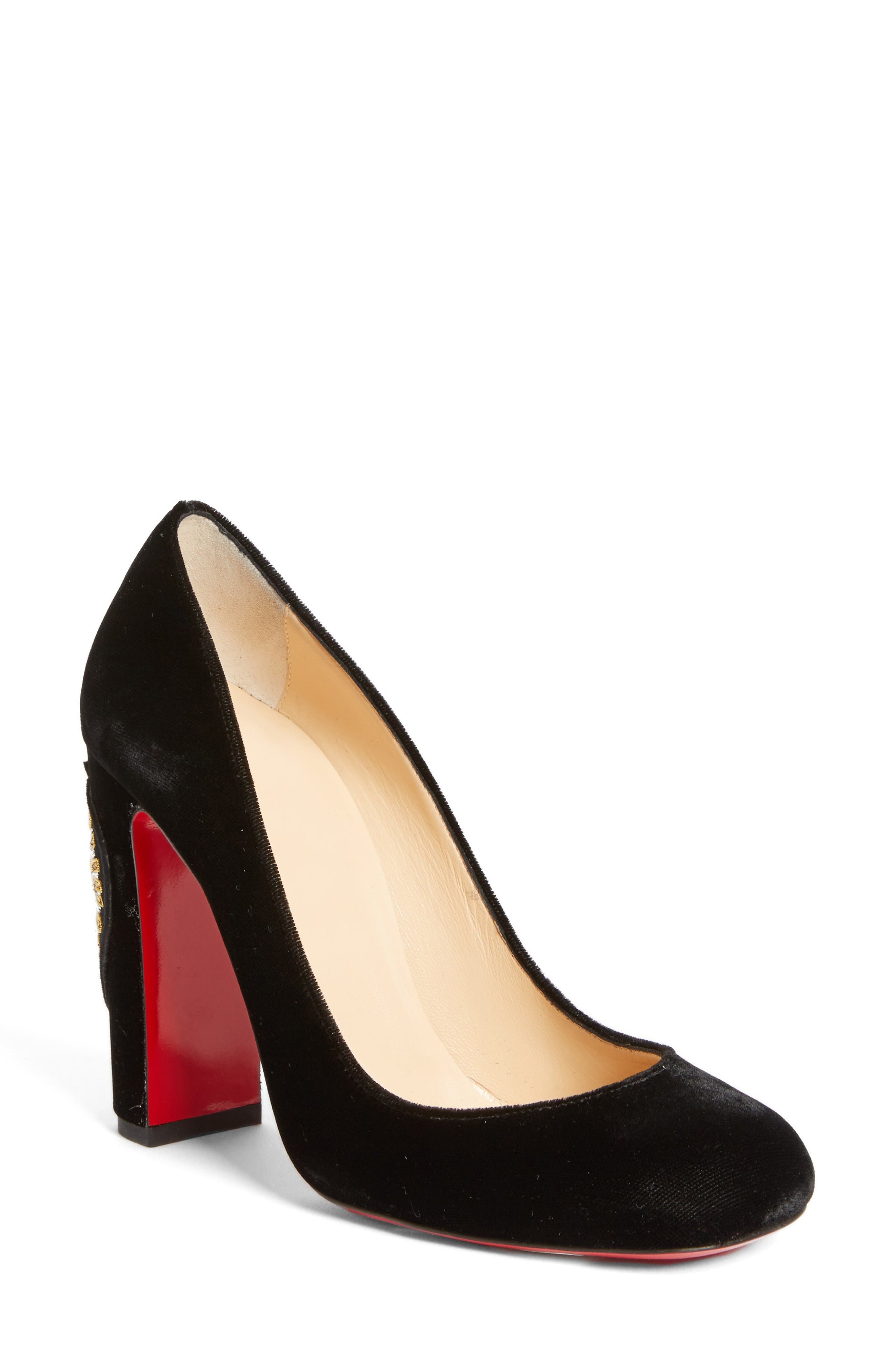 Christian Louboutin Cadrilla Corazon Pump (Women)