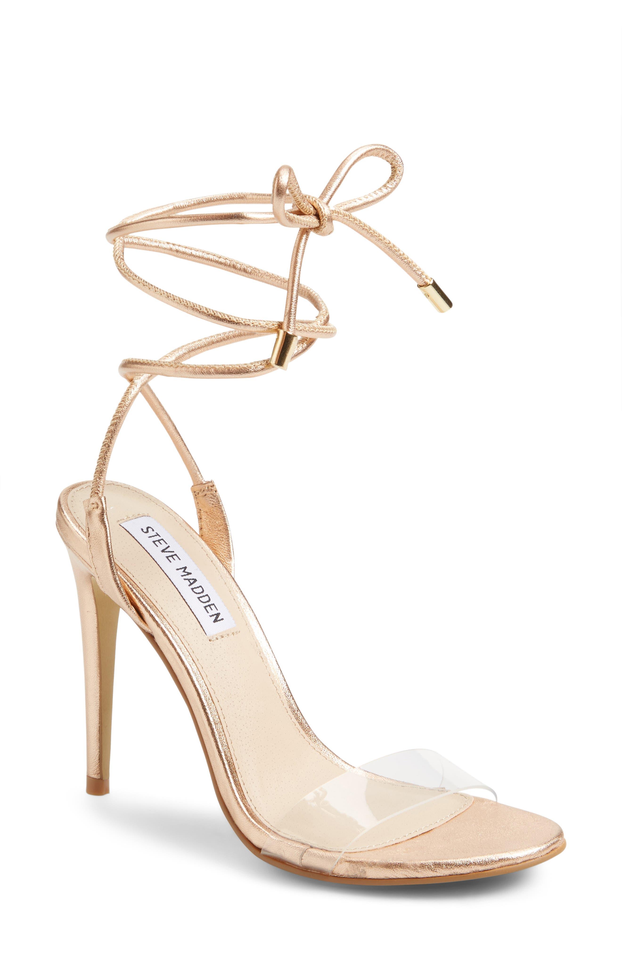 Steve Madden Lyla Wraparound Sandal (Women)