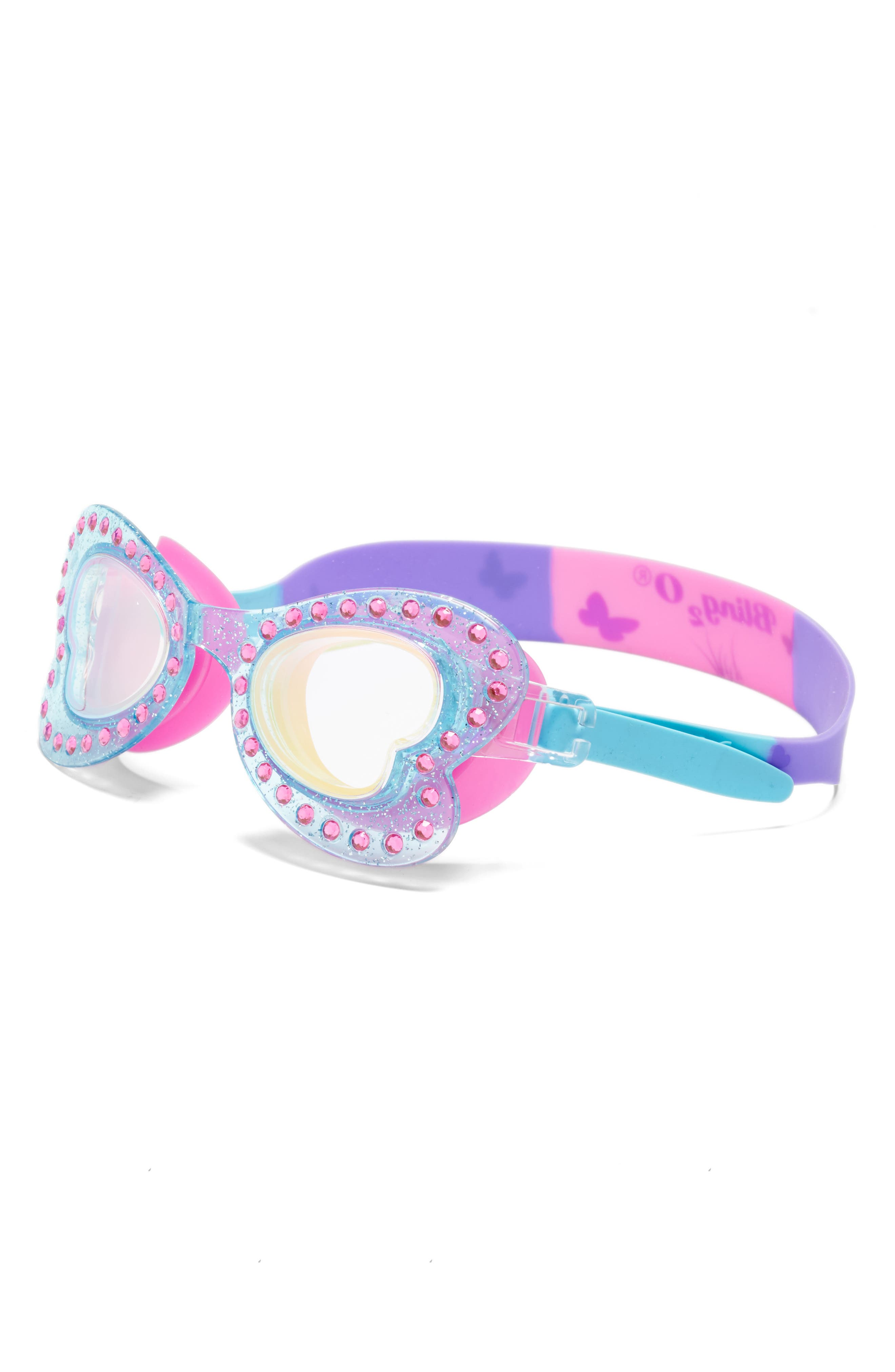 Bling2o Butterfly Swim Goggles (Big Girls)