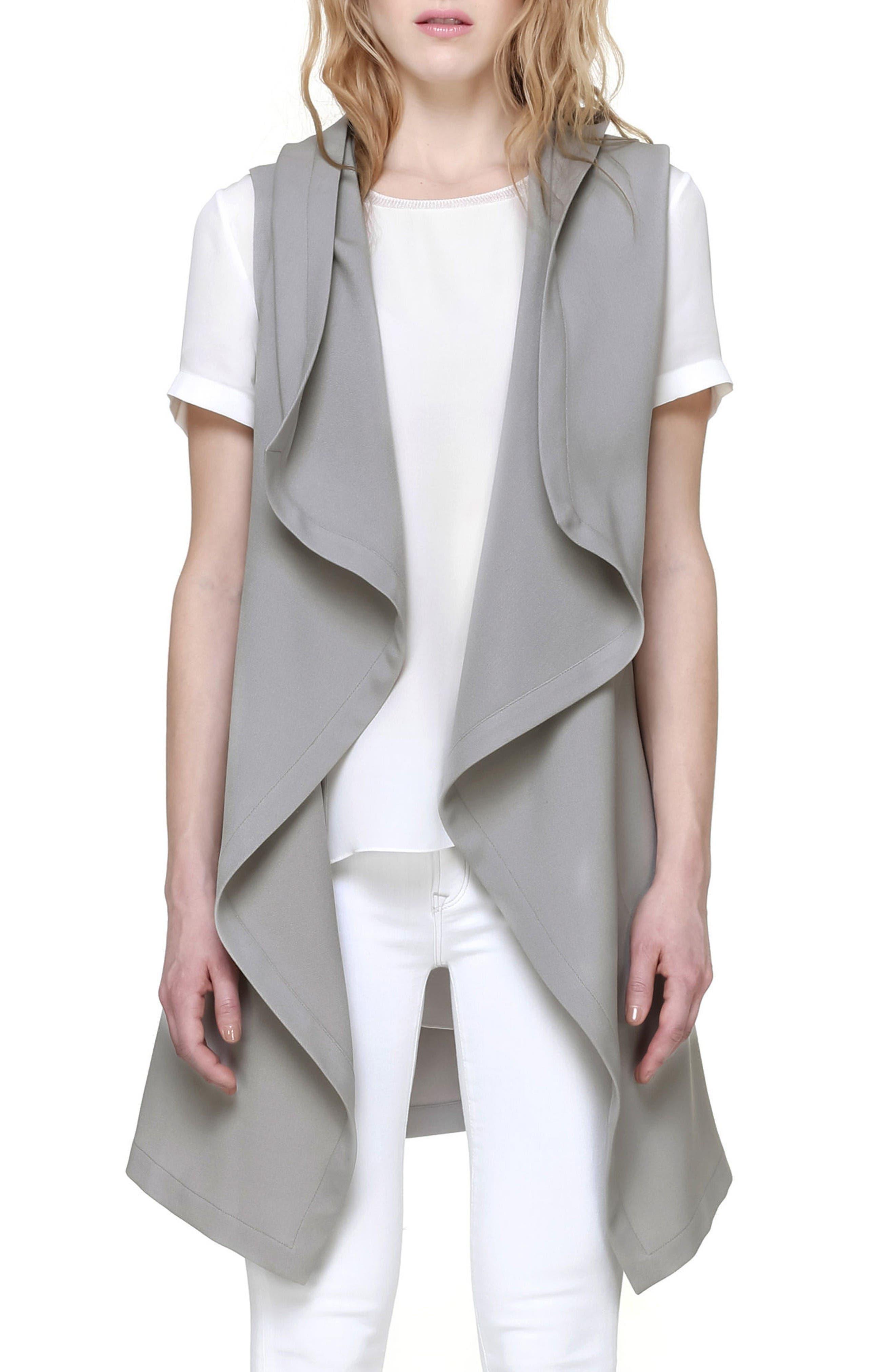 Soia & Kyo Lilian Hooded Vest