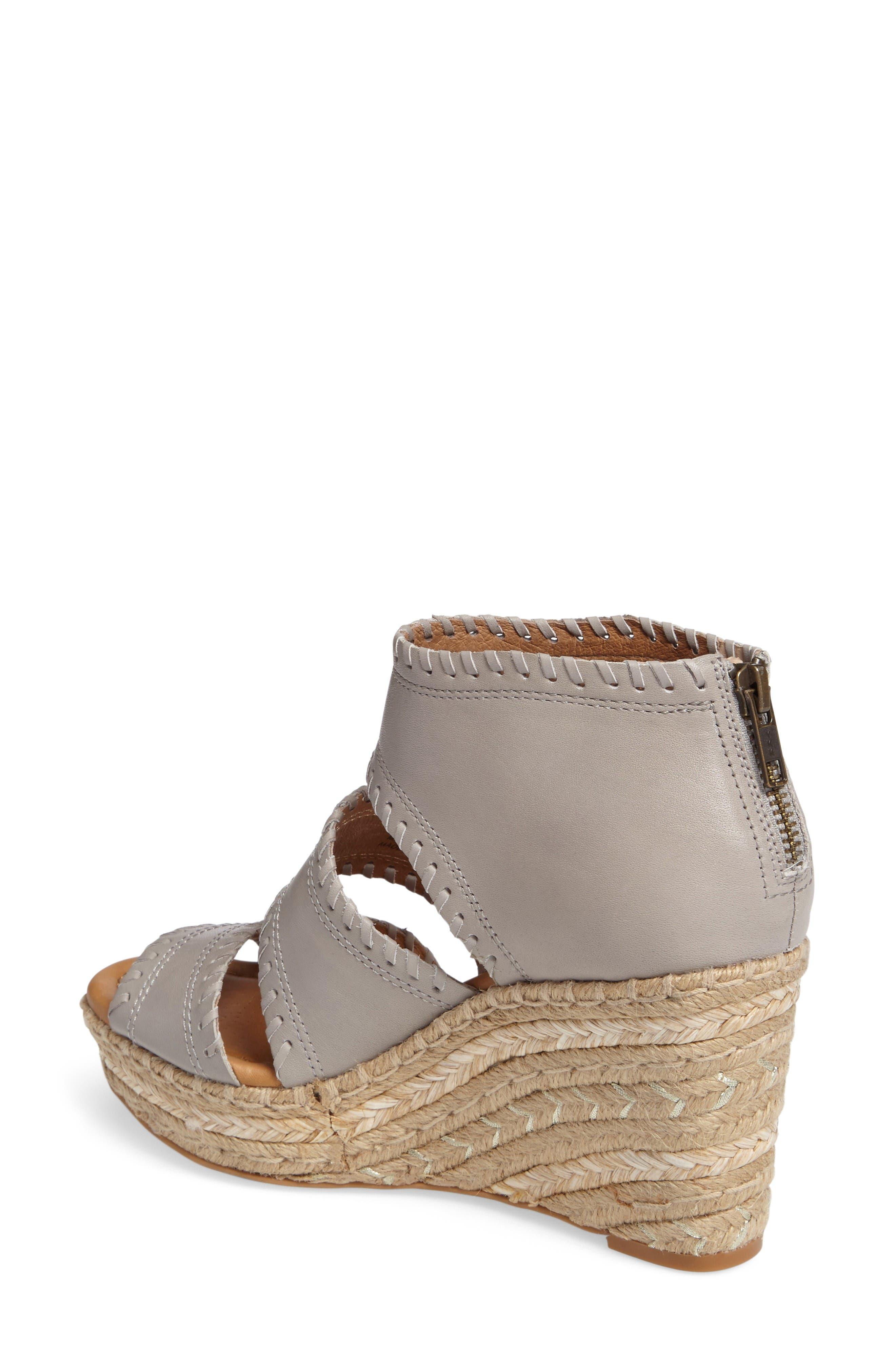Alternate Image 2  - Corso Como Joyce Wedge Sandal (Women)