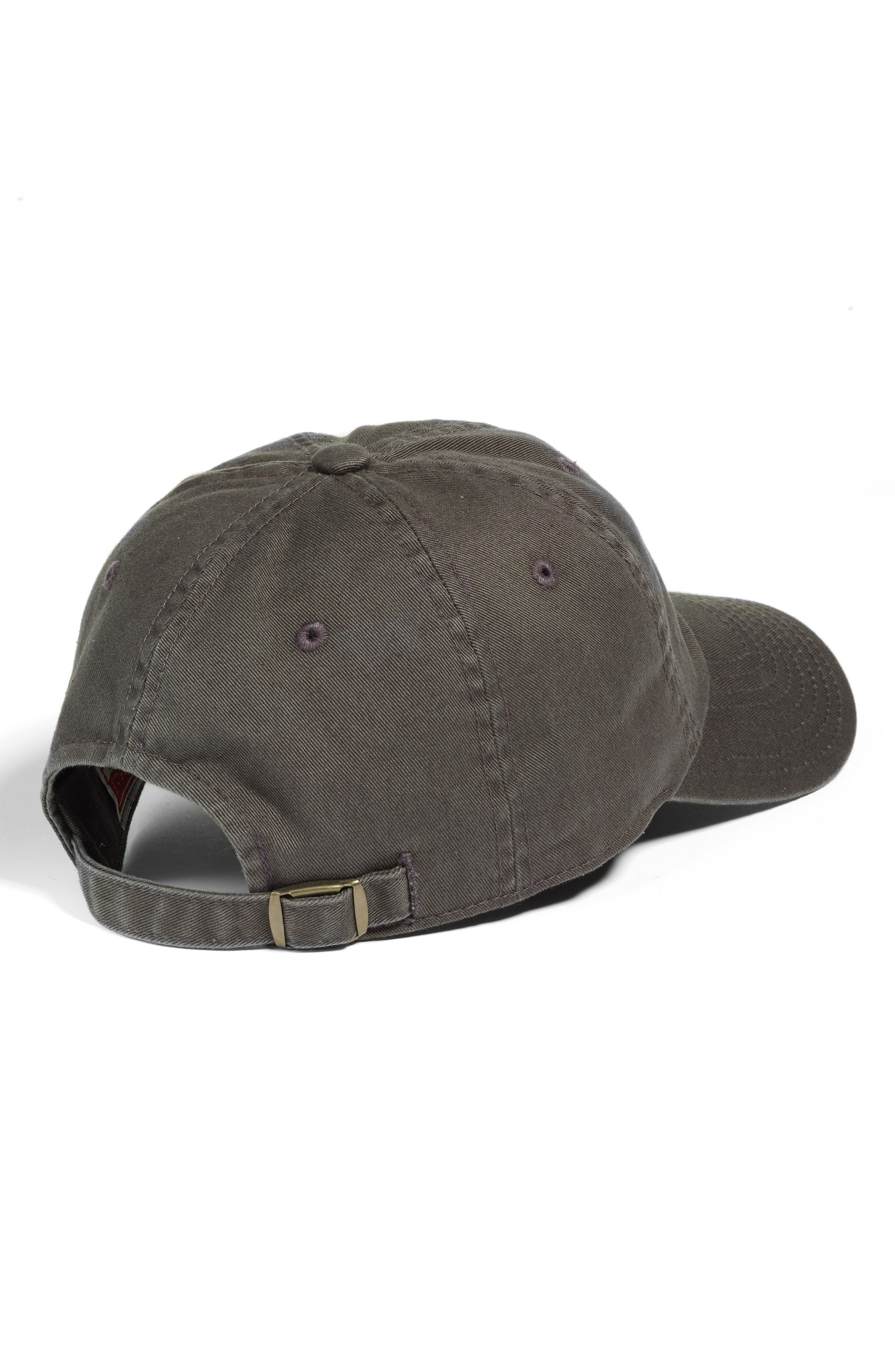Alternate Image 2  - American Needle Washed Cotton Baseball Cap