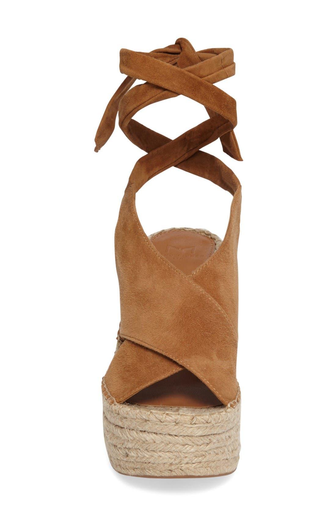 Alternate Image 3  - Marc Fisher LTD Andira Platform Wedge Sandal (Women)