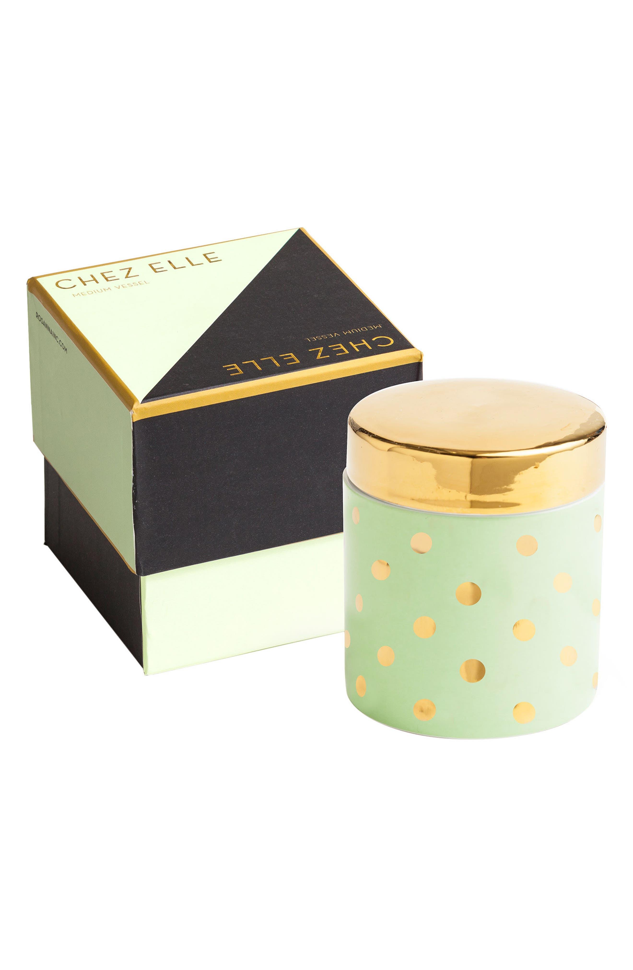 Rosanna Chez Elle Porcelain Trinket Box