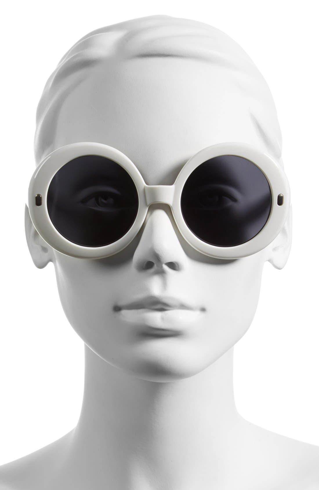 Alternate Image 2  - Tildon 60mm Round Sunglasses