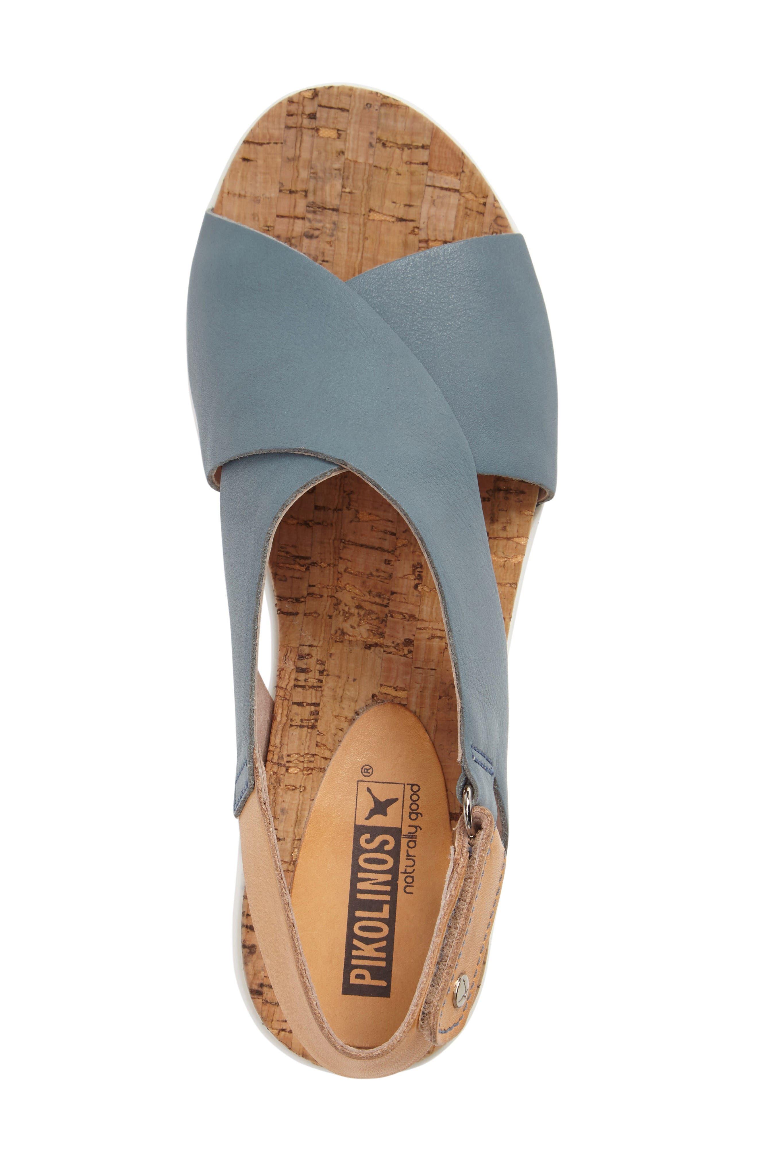 Alternate Image 3  - PIKOLINOS 'Mykonos' Platform Sandal (Women)