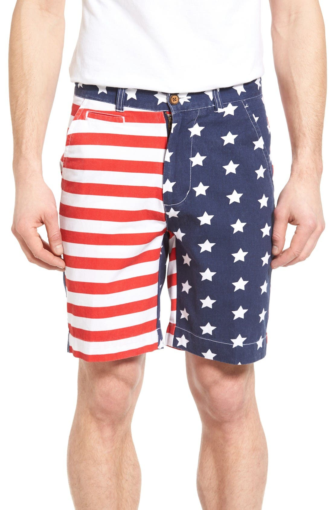 Vintage 1946 Americana Chino Shorts