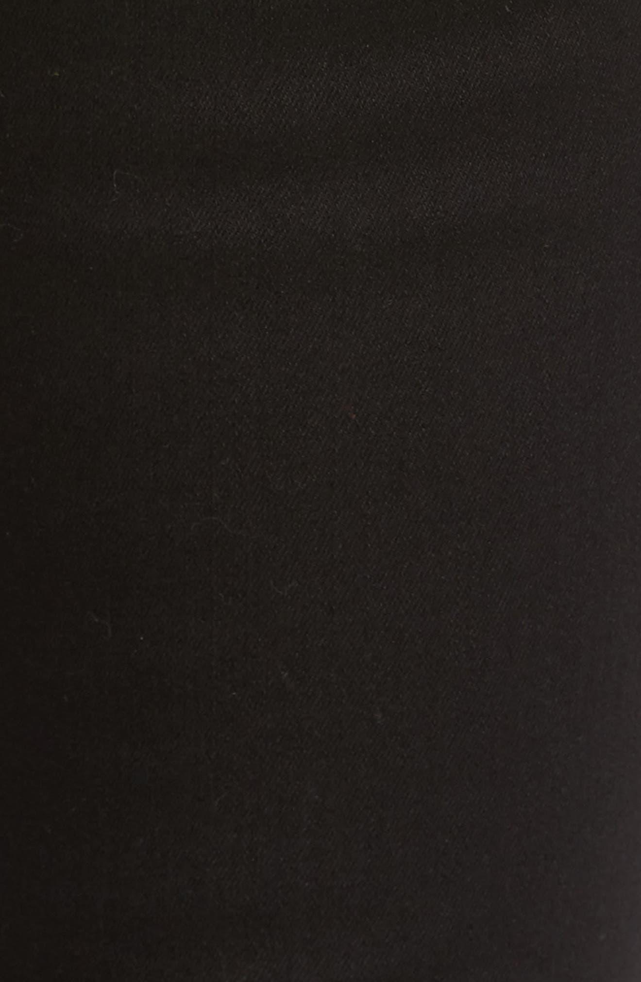 Alternate Image 5  - Madewell High Waist Skinny Jeans