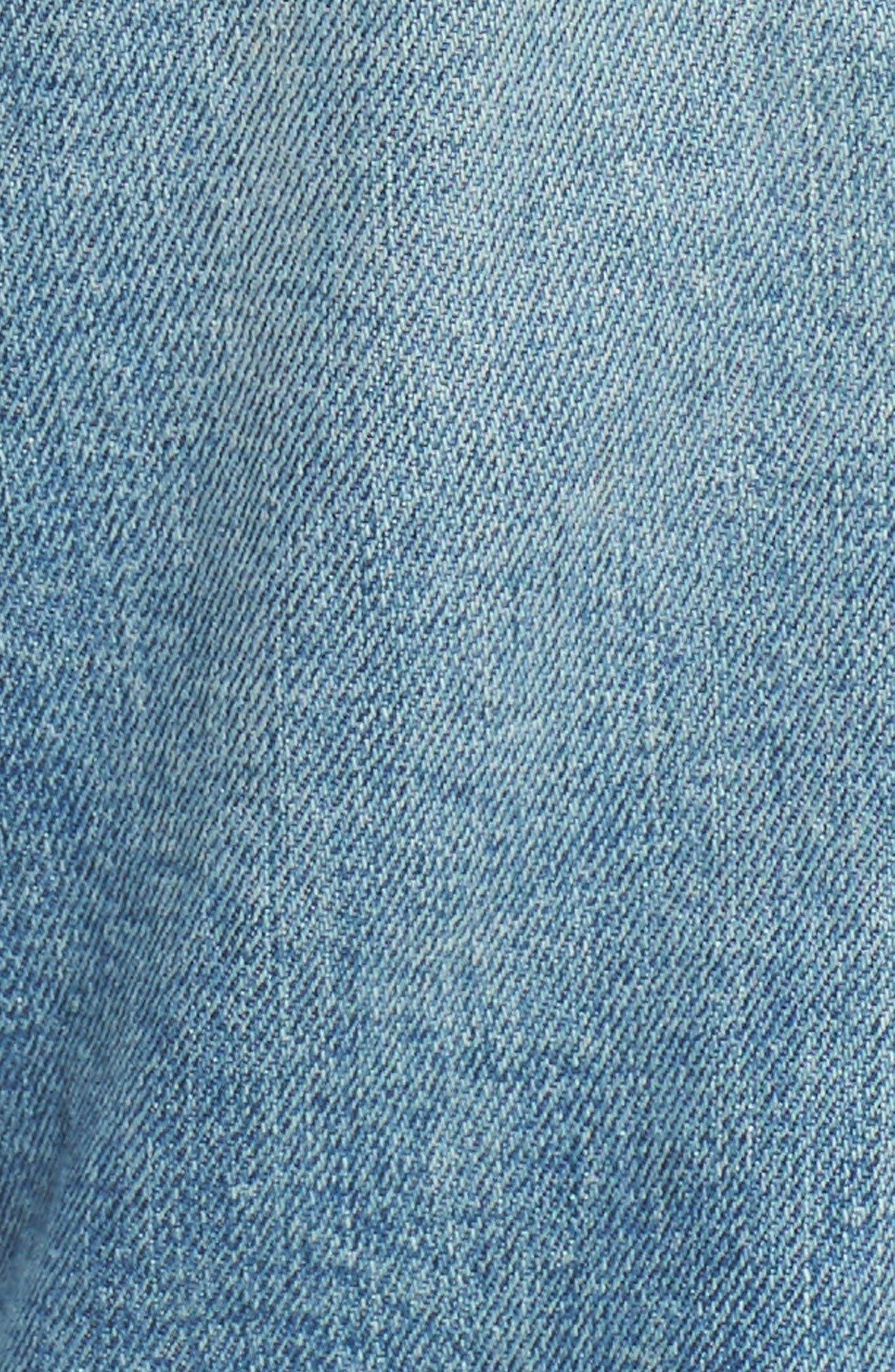 Alternate Image 5  - Hudson Jeans Blinder Biker Skinny Fit Jeans