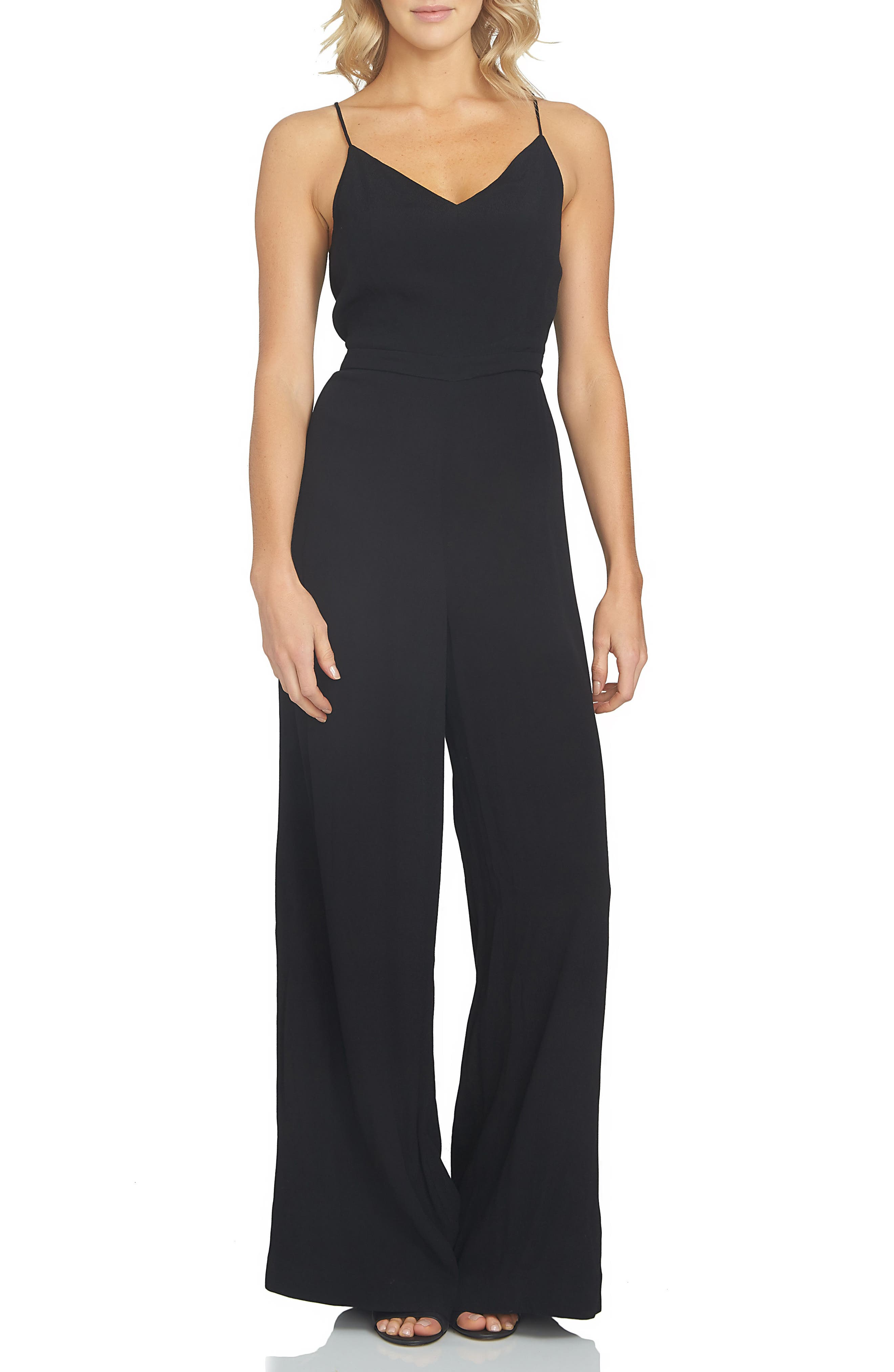 1.STATE Wide Leg Jumpsuit