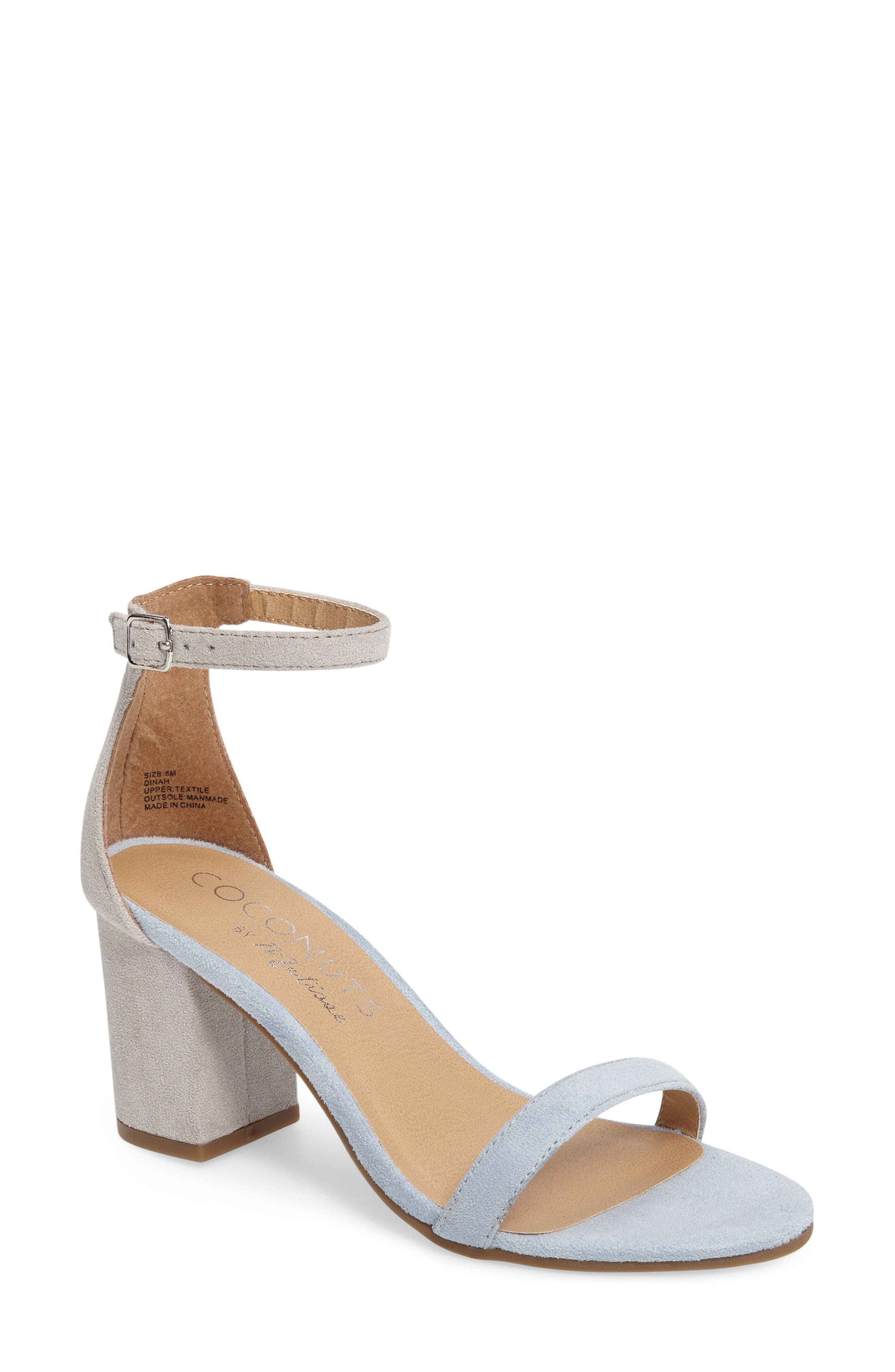 Main Image - Coconuts by Matisse Dinah Ankle Strap Sandal (Women)