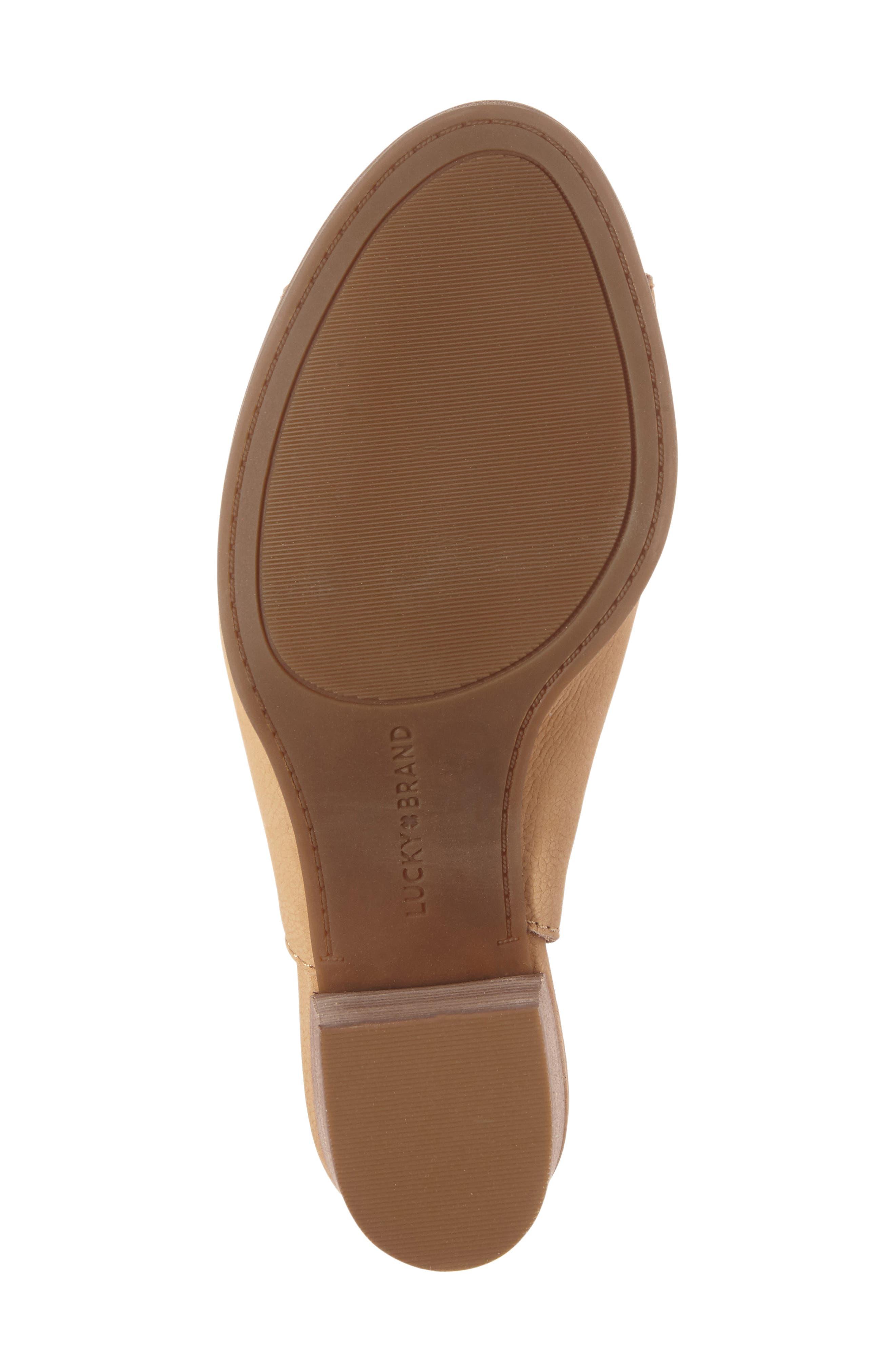Alternate Image 4  - Lucky Brand Obelia Block Heel Sandal (Women)