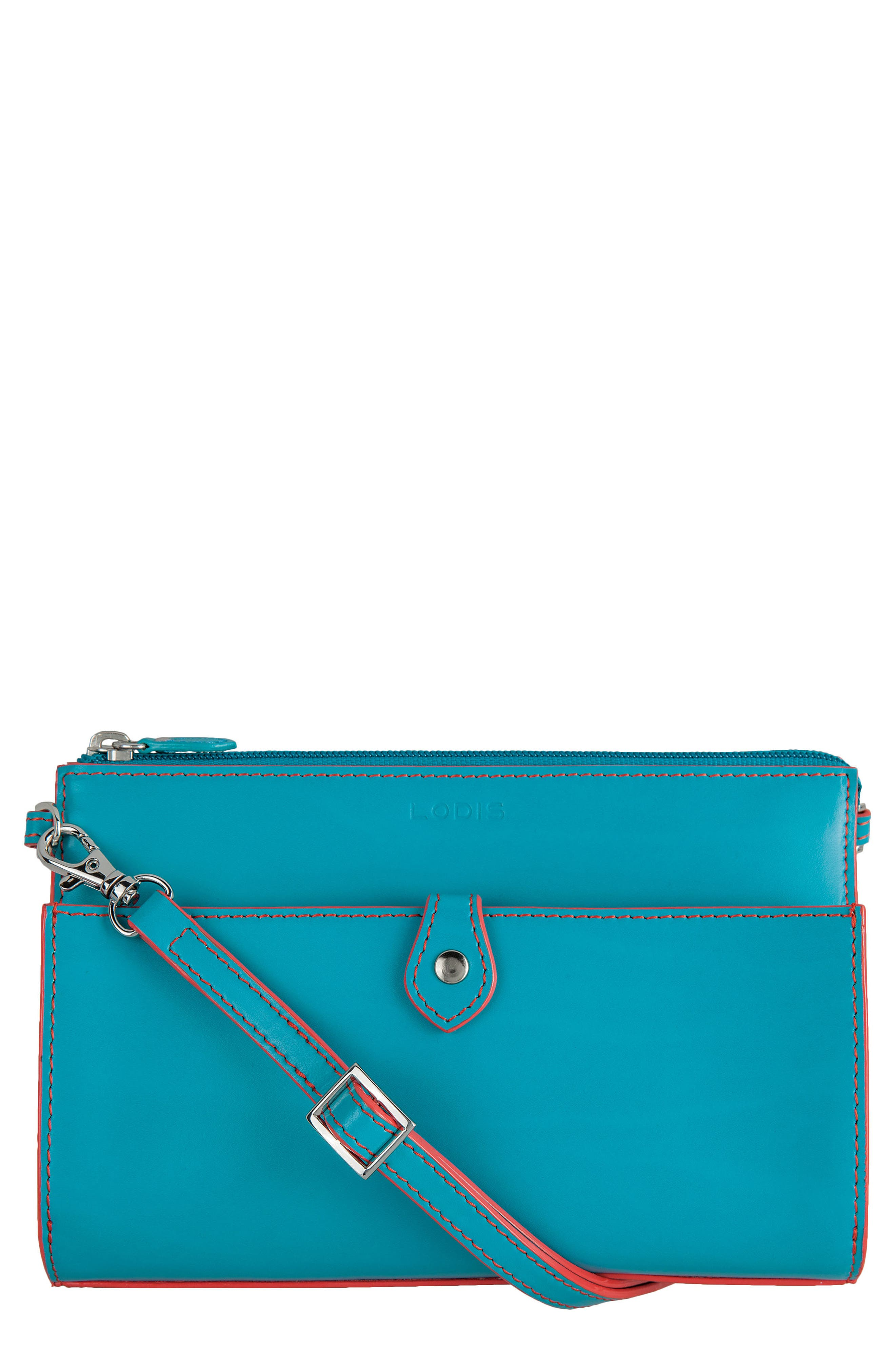 LODIS 'Audrey Collection - Vicky' Convertible Crossbody Bag