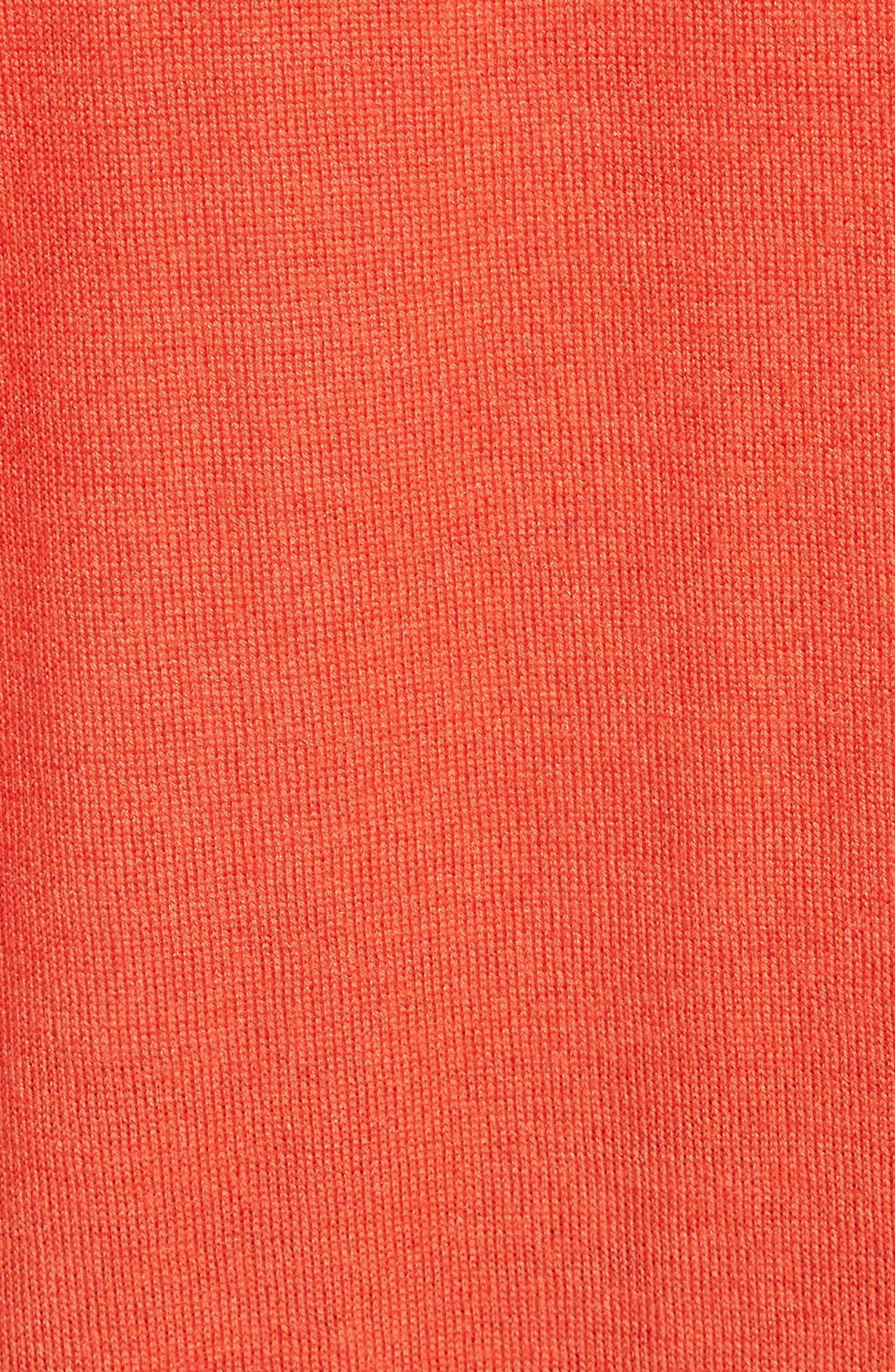 Alternate Image 5  - Diane von Furstenberg Oversize Cashmere Cardigan