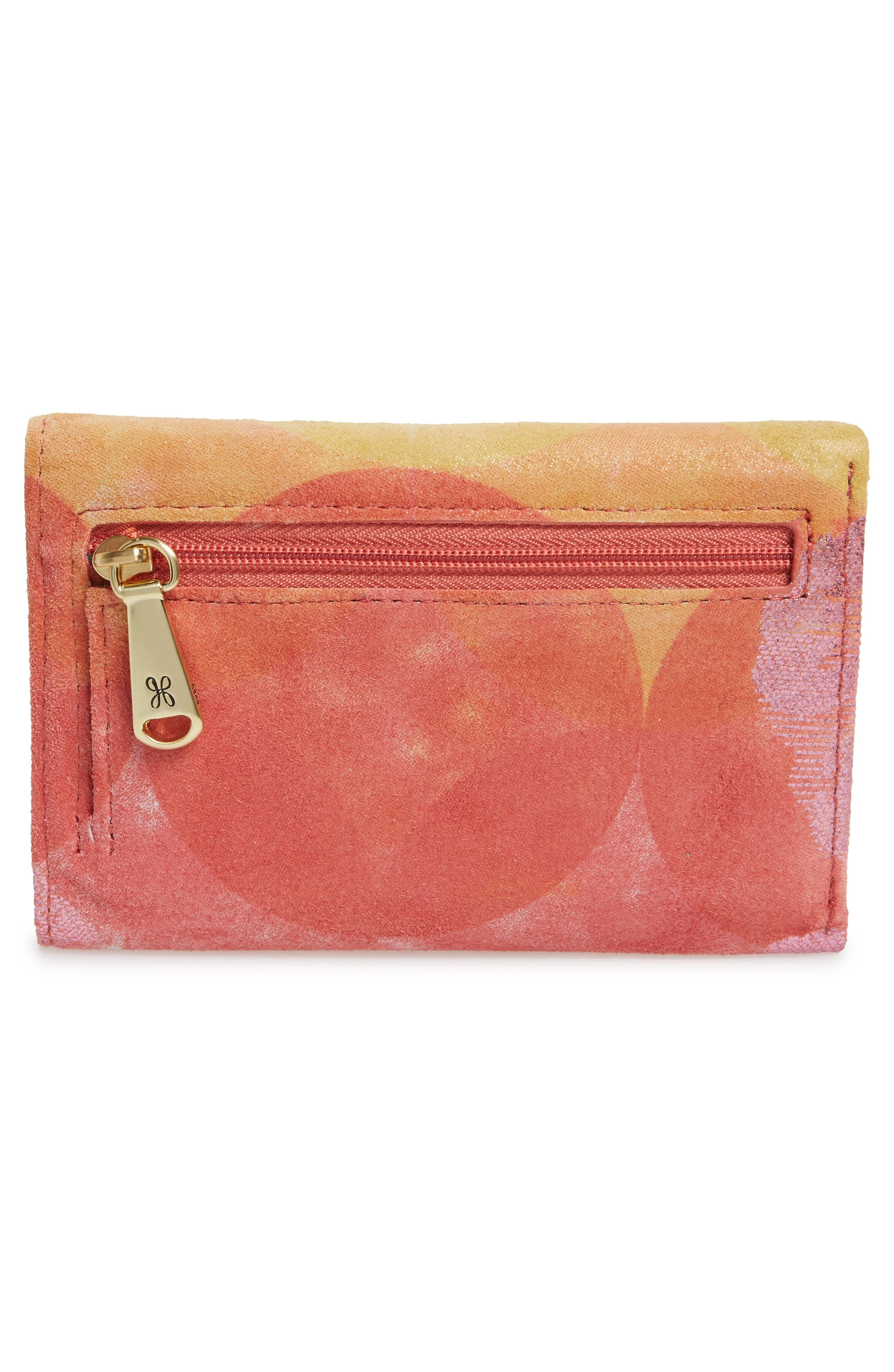 Alternate Image 4  - Hobo 'Jill' Trifold Wallet