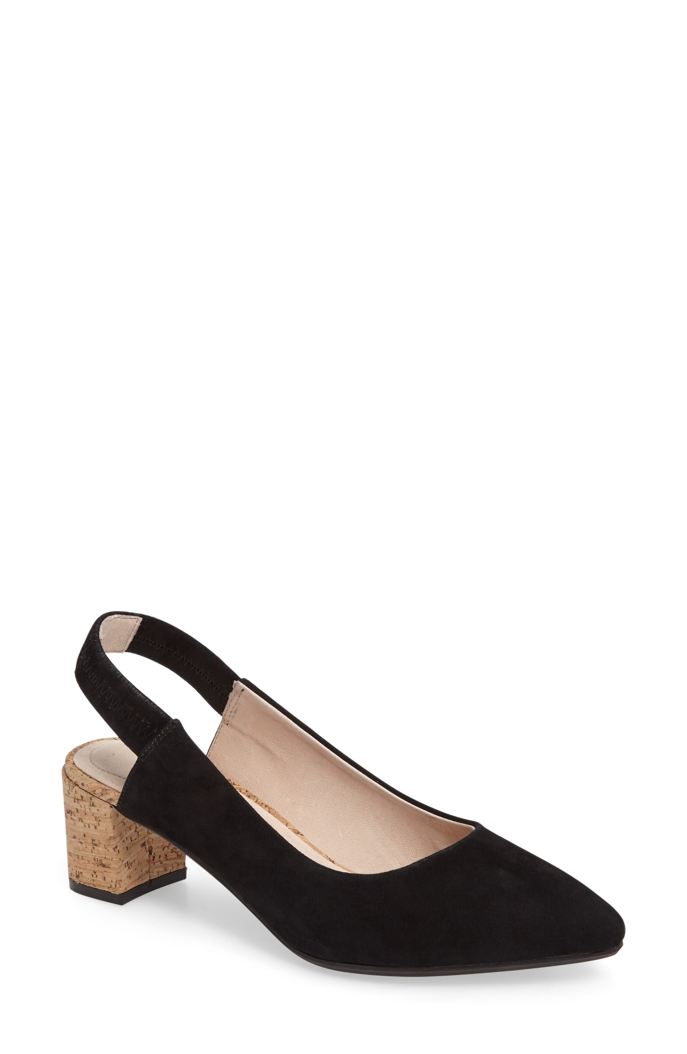 Sudini Bally Slingback Pump (Women)