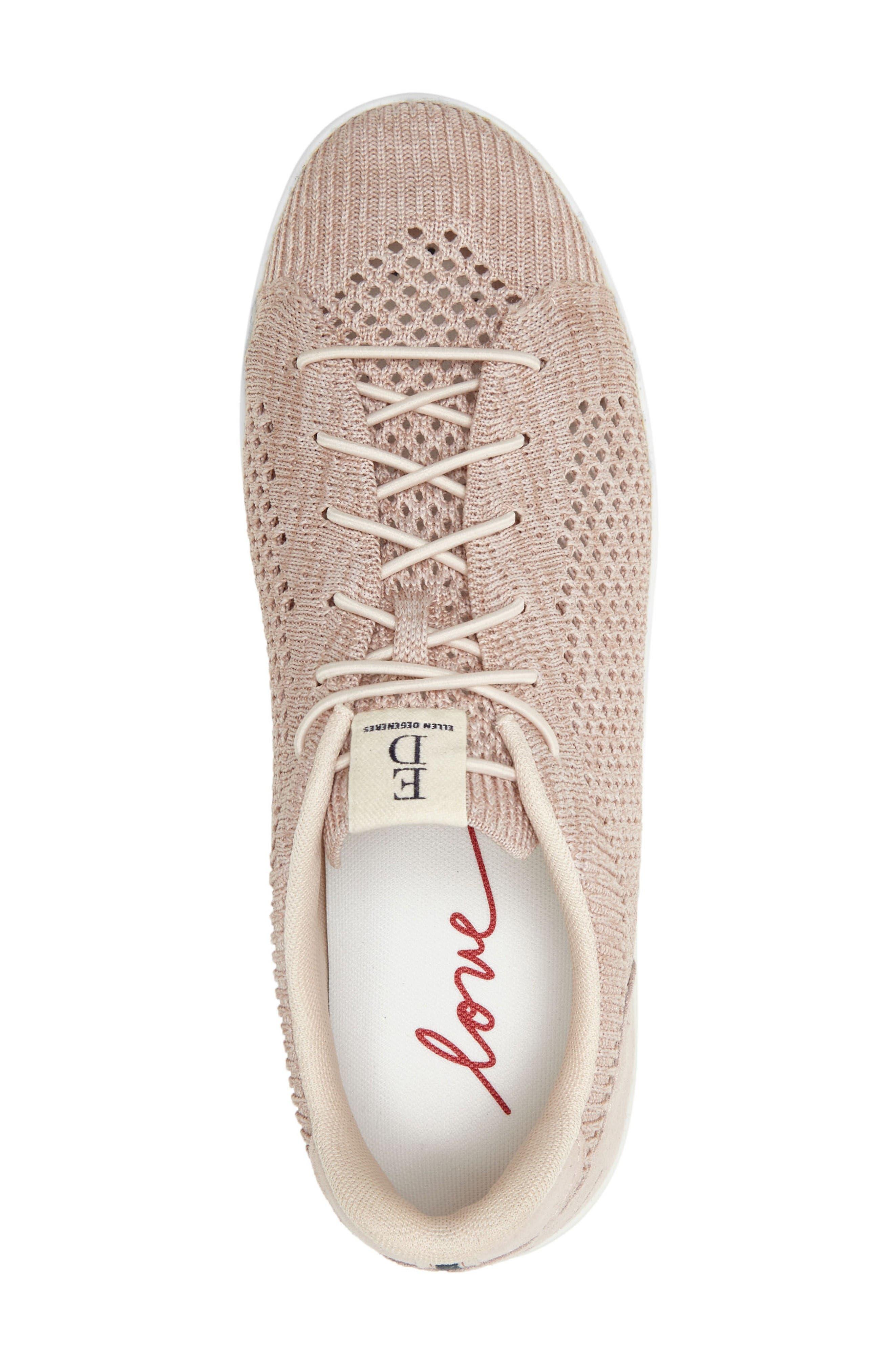Alternate Image 3  - ED Ellen DeGeneres Casie Knit Sneaker (Women)