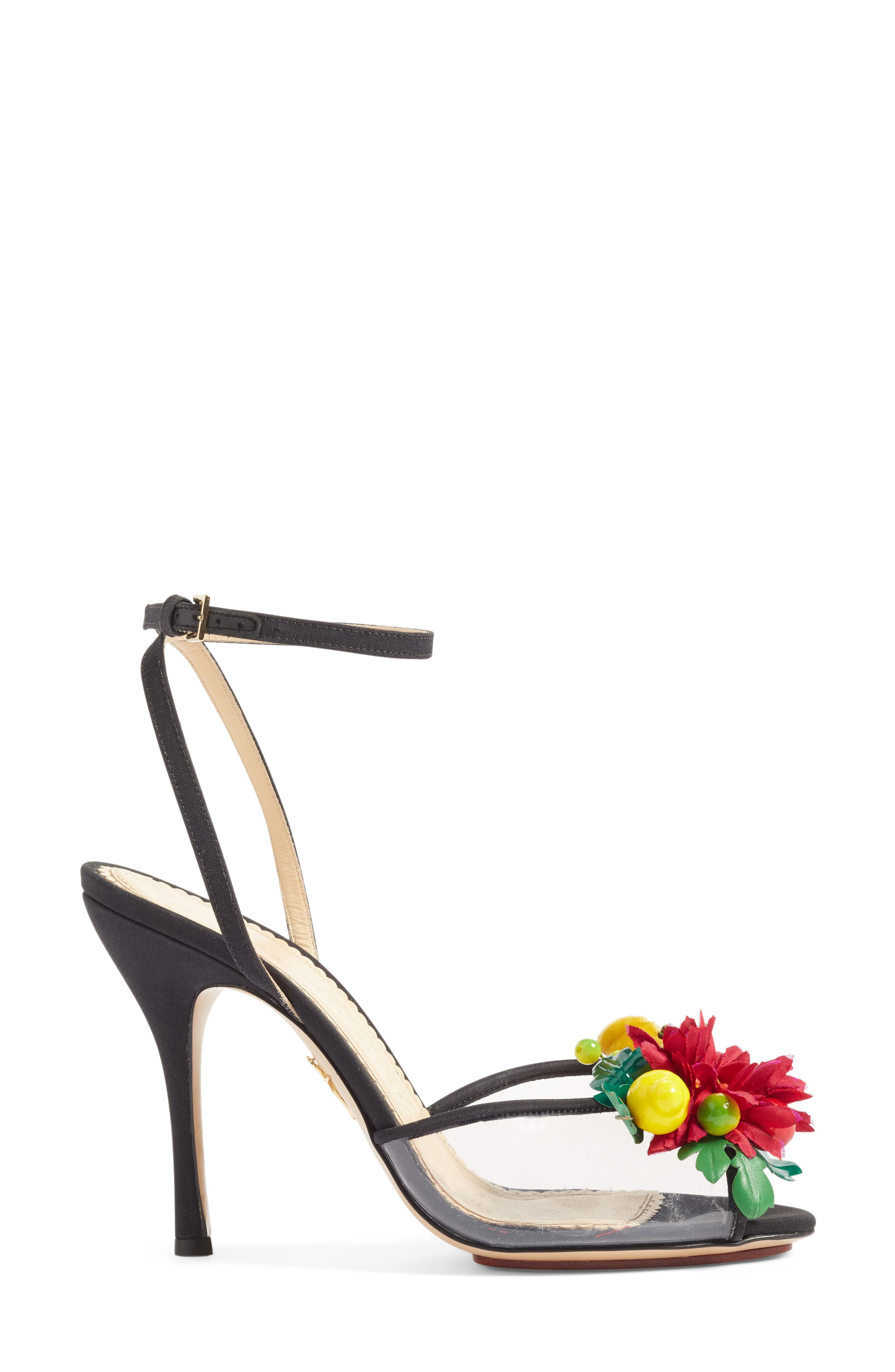 Alternate Image 4  - Charlotte Olympia Tropicana Ankle Strap Sandal (Women)