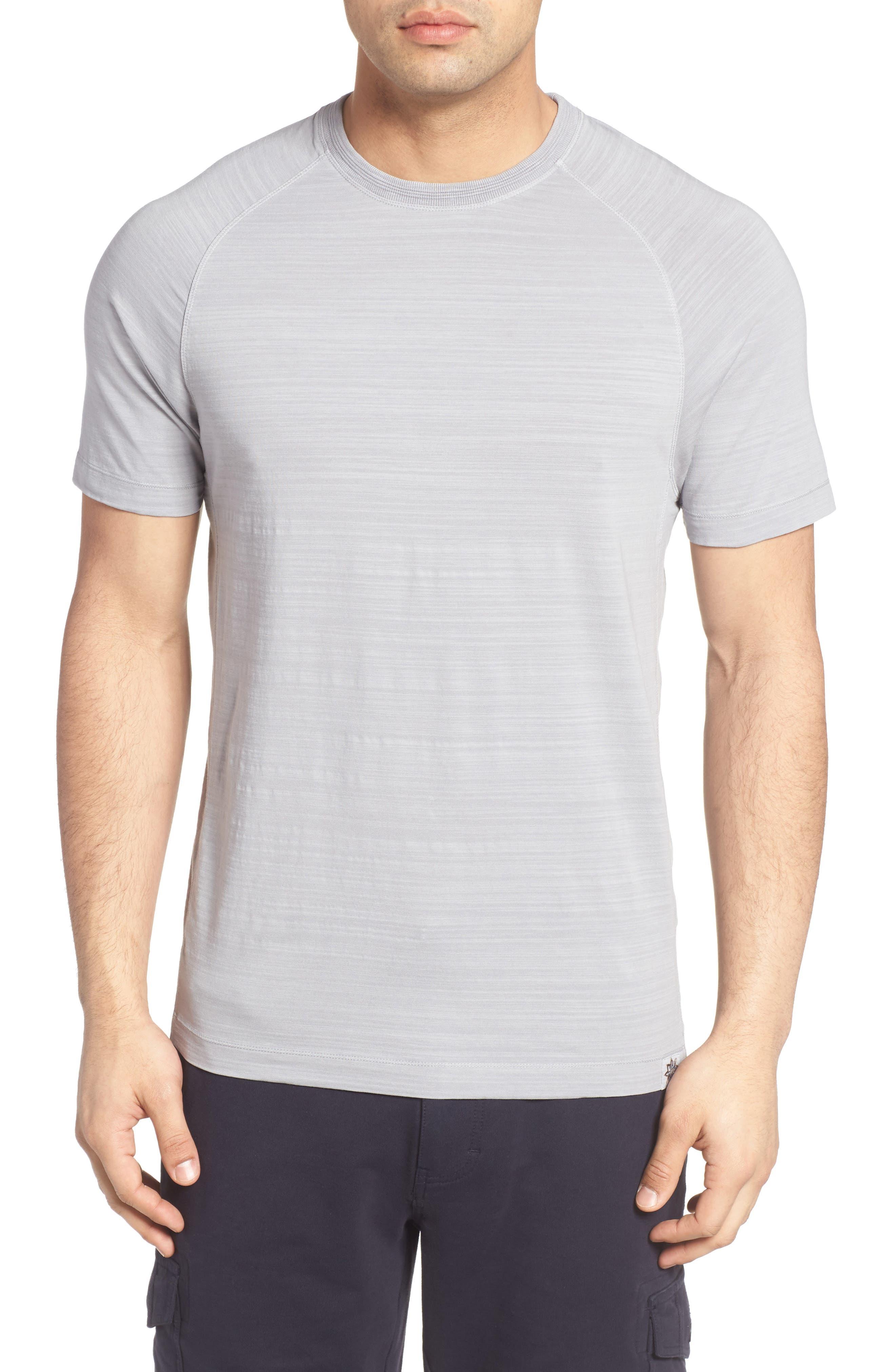Thaddeus Riggs Stretch Slub Jersey T-Shirt