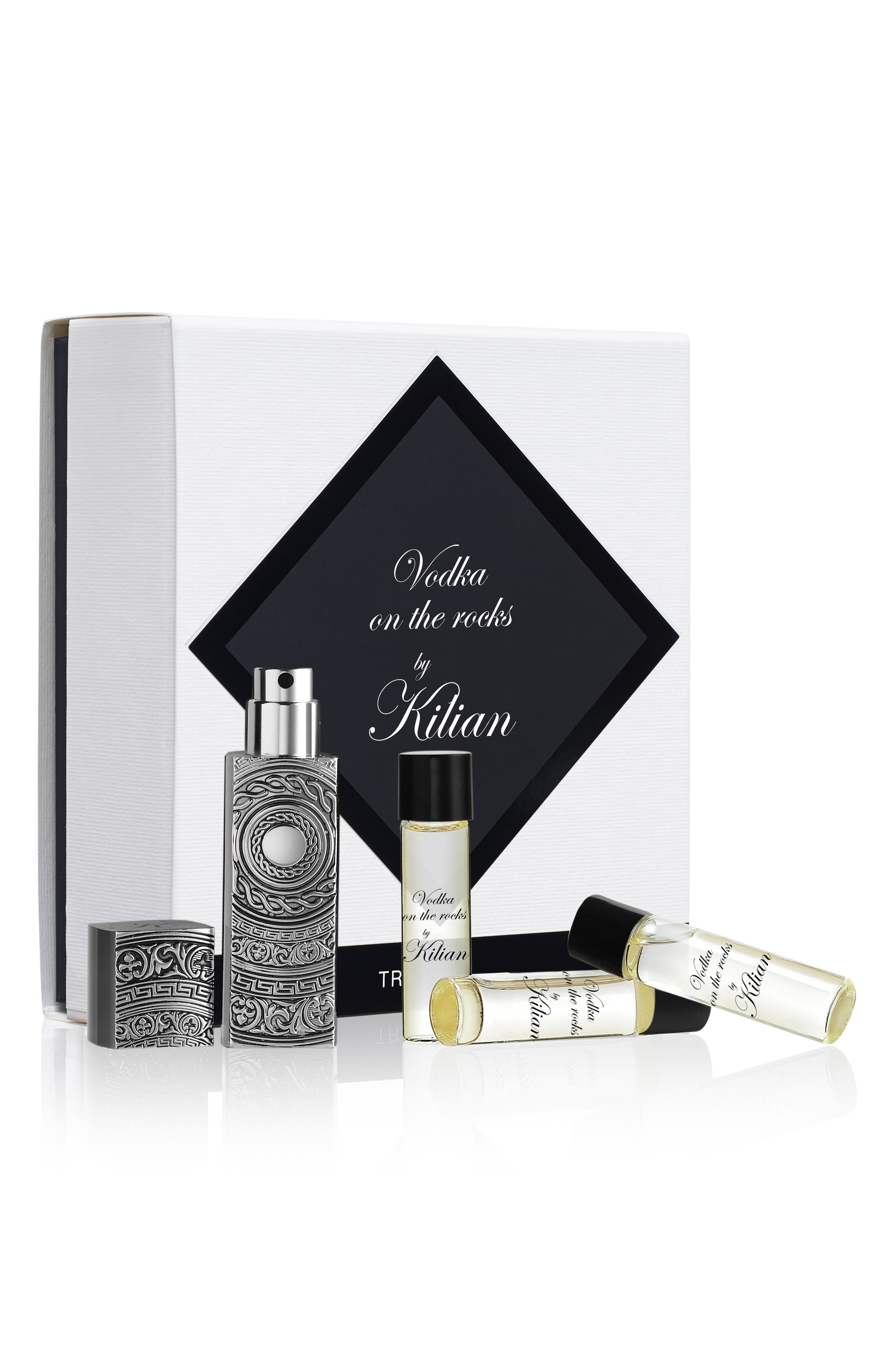 Kilian Addictive State of Mind Vodka on the Rocks Travel Set