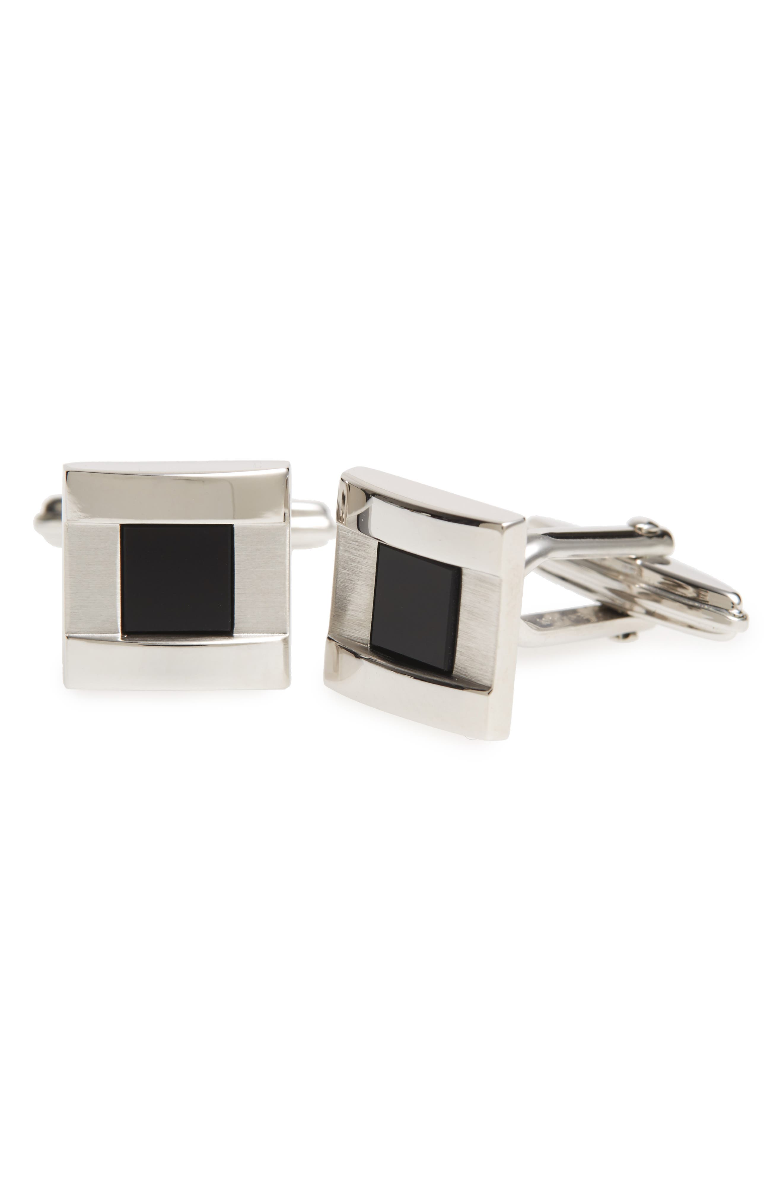 Lanvin Square Cuff Links