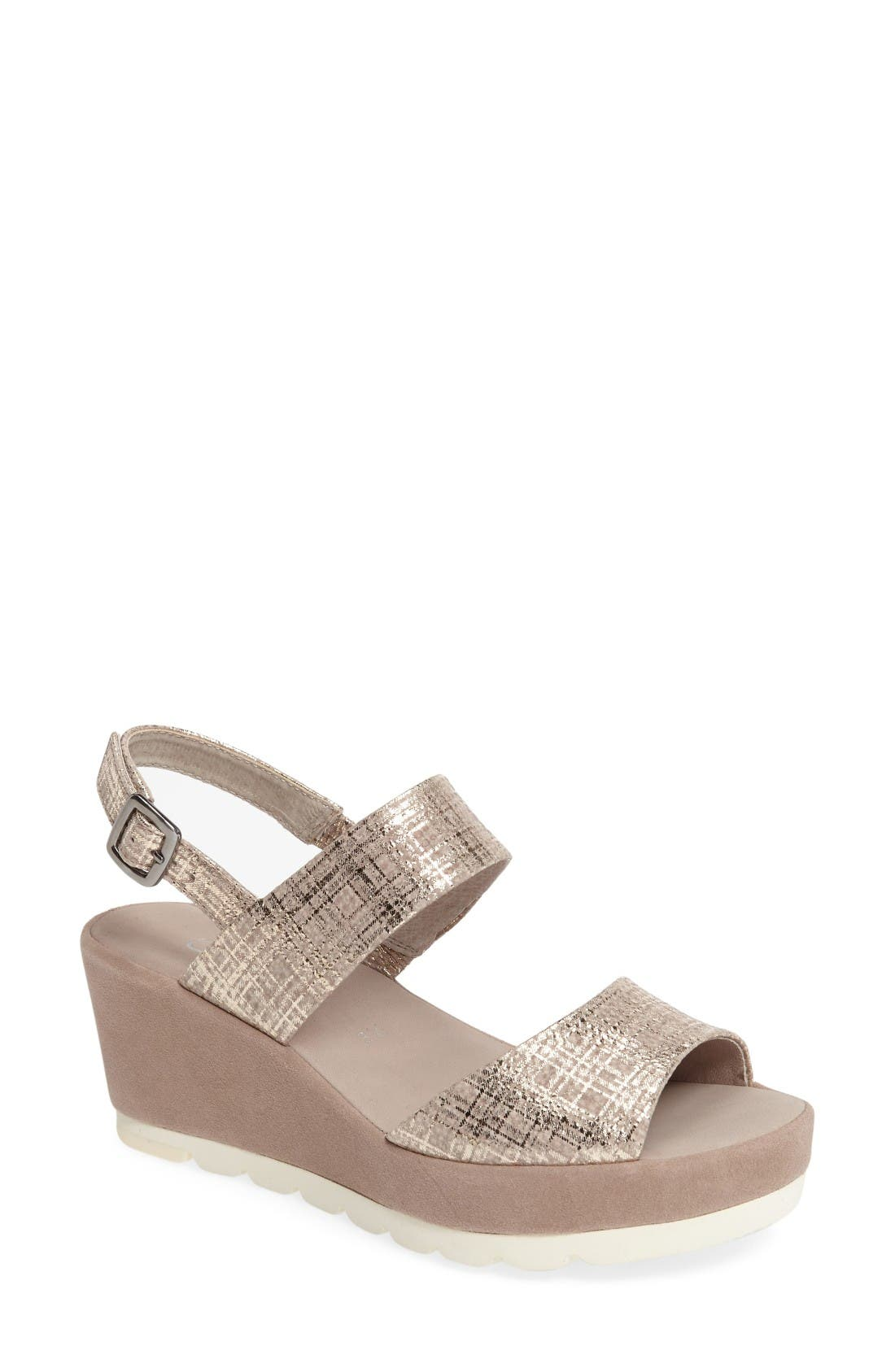 Gabor Wedge Sandal (Women)