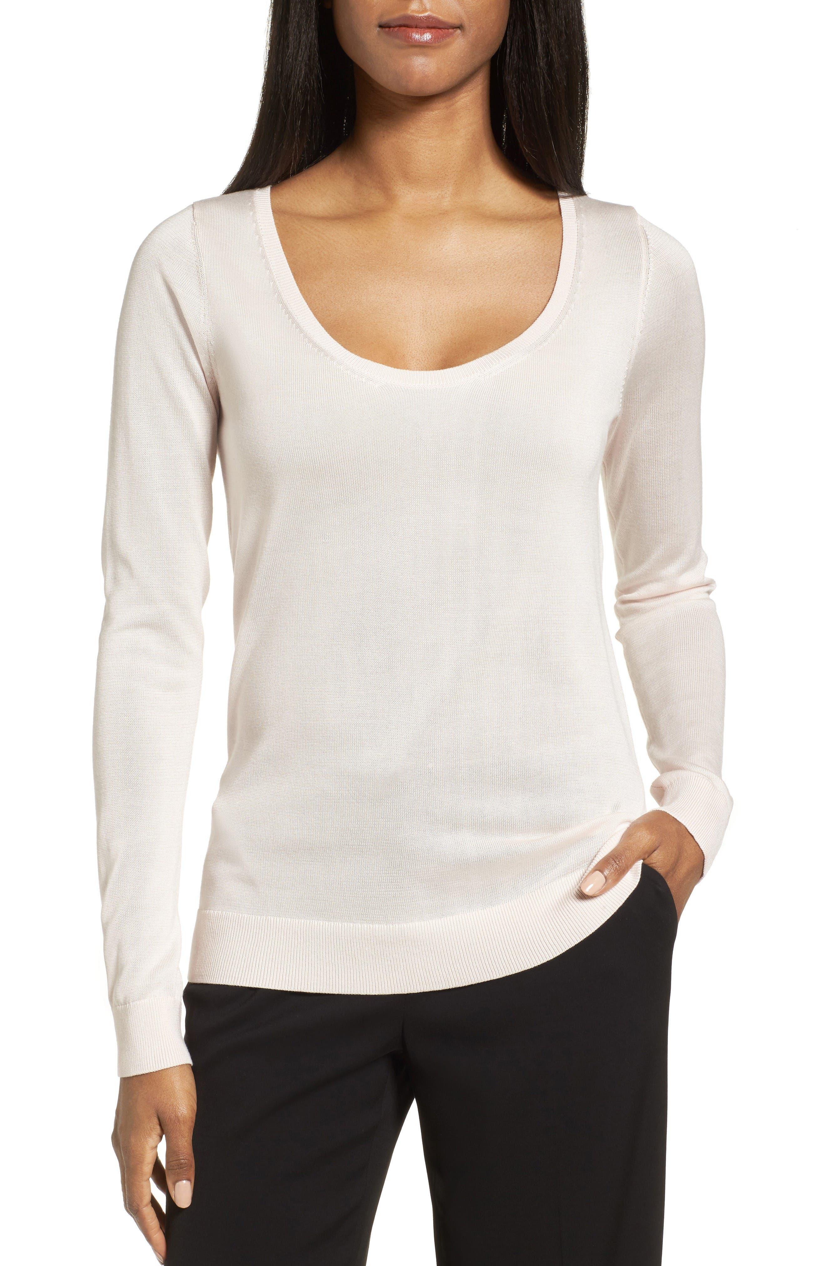 Classiques Entier® Silk & Alpaca Sweater