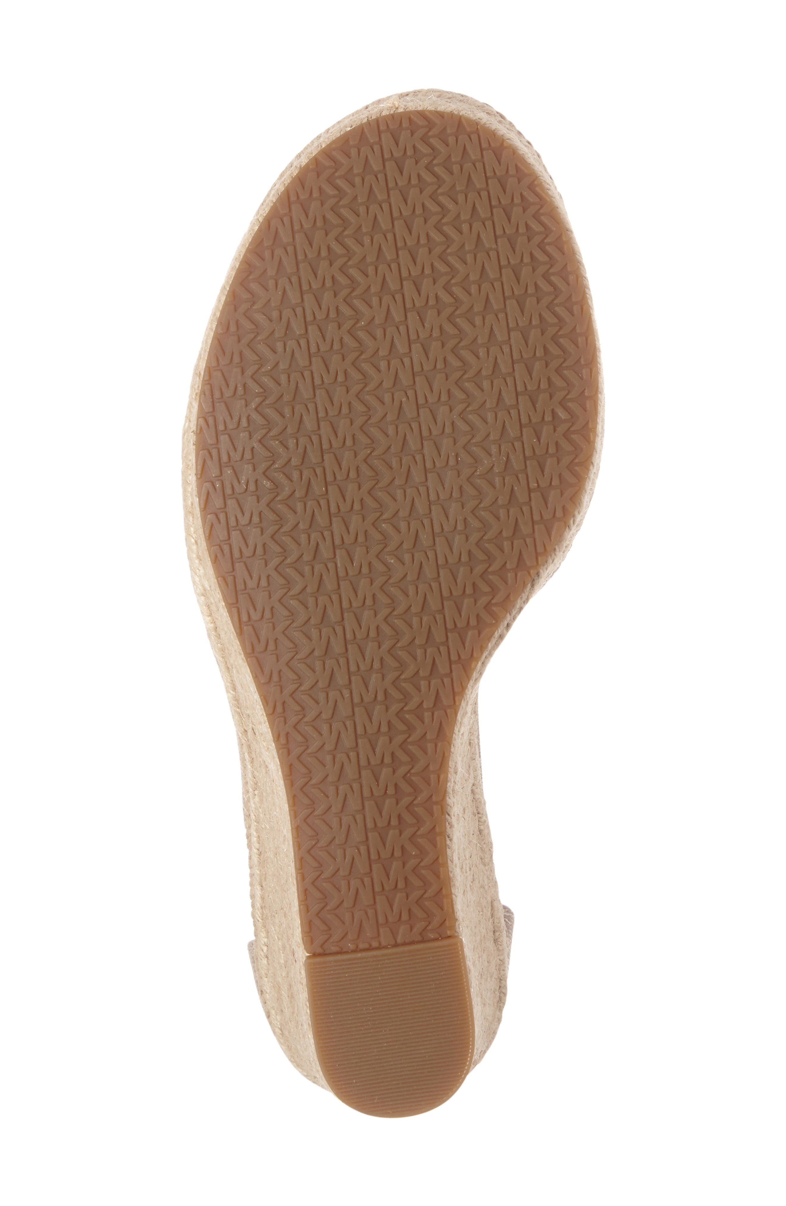 Alternate Image 6  - MICHAEL Michael Kors 'Damita' Wedge Sandal (Women)