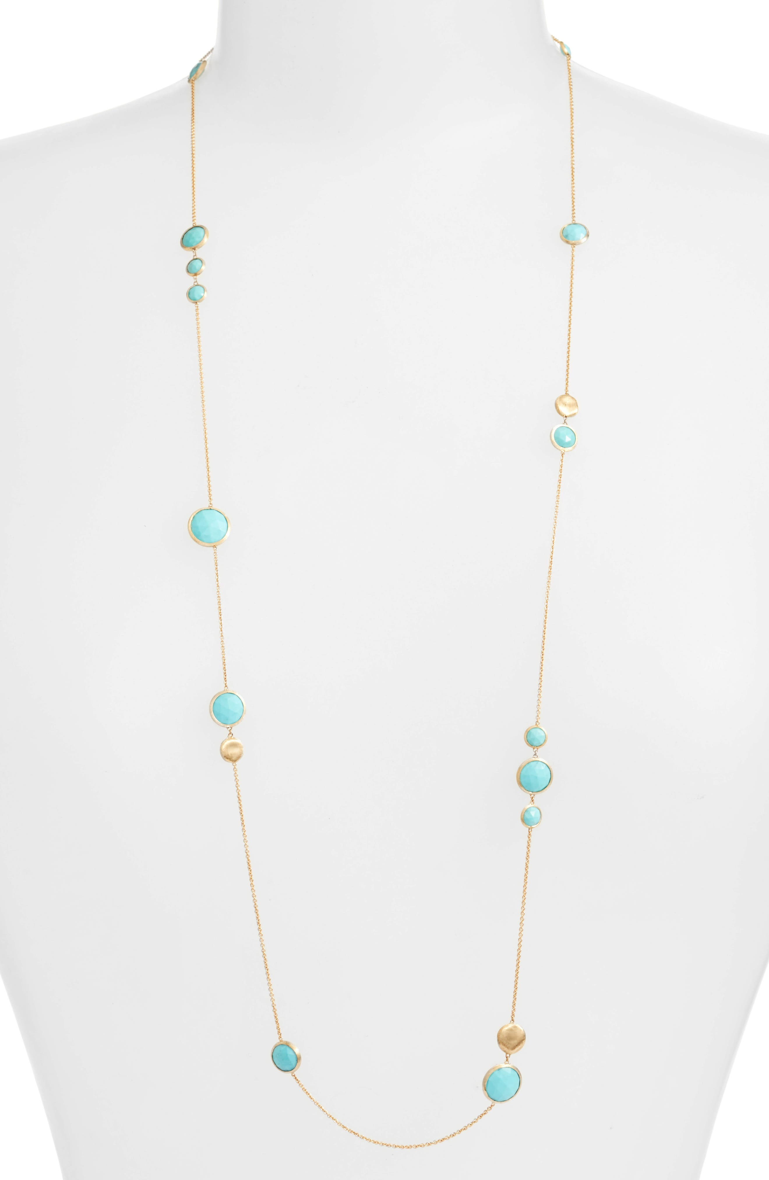 MARCO BICEGO 'Jaipur' Long Station Necklace
