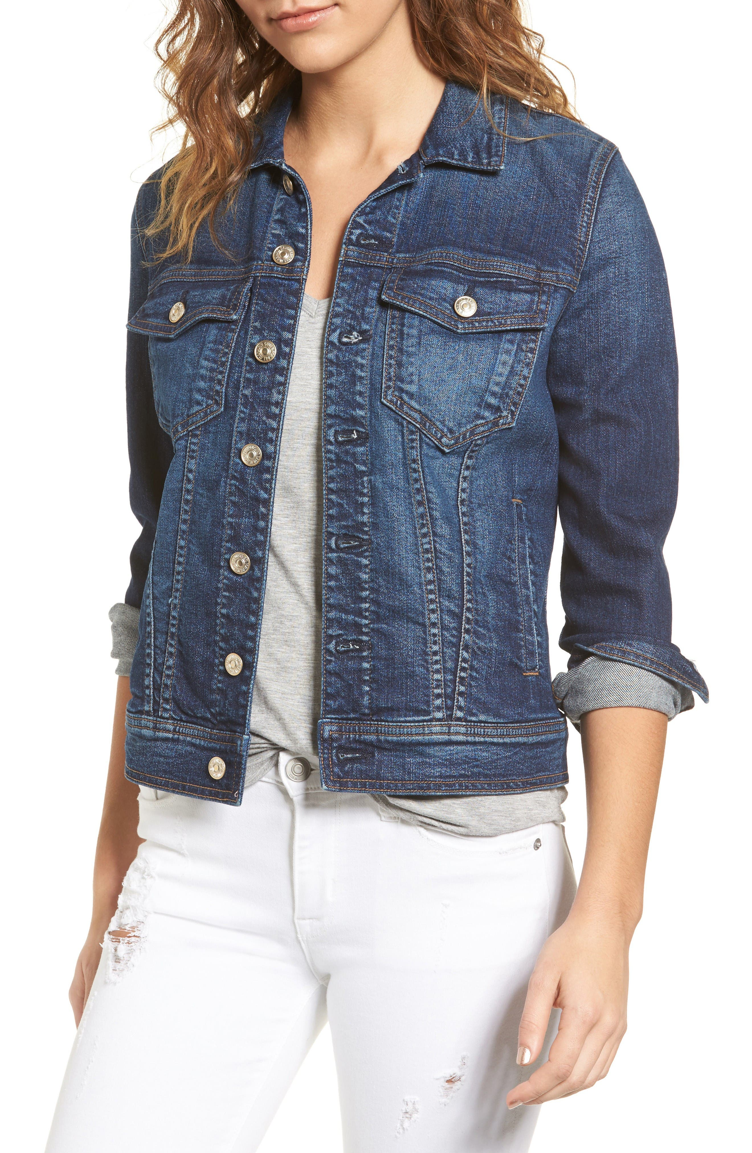 7 For All Mankind® Classic Denim Jacket