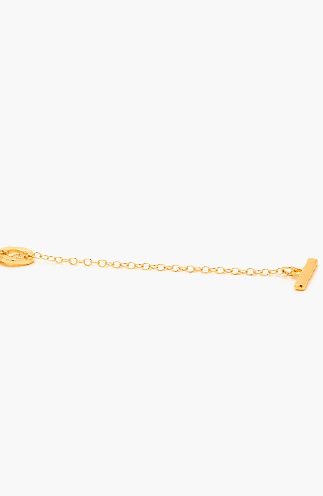 Alternate Image 4  - gorjana 'Taner' Toggle Lariat Necklace
