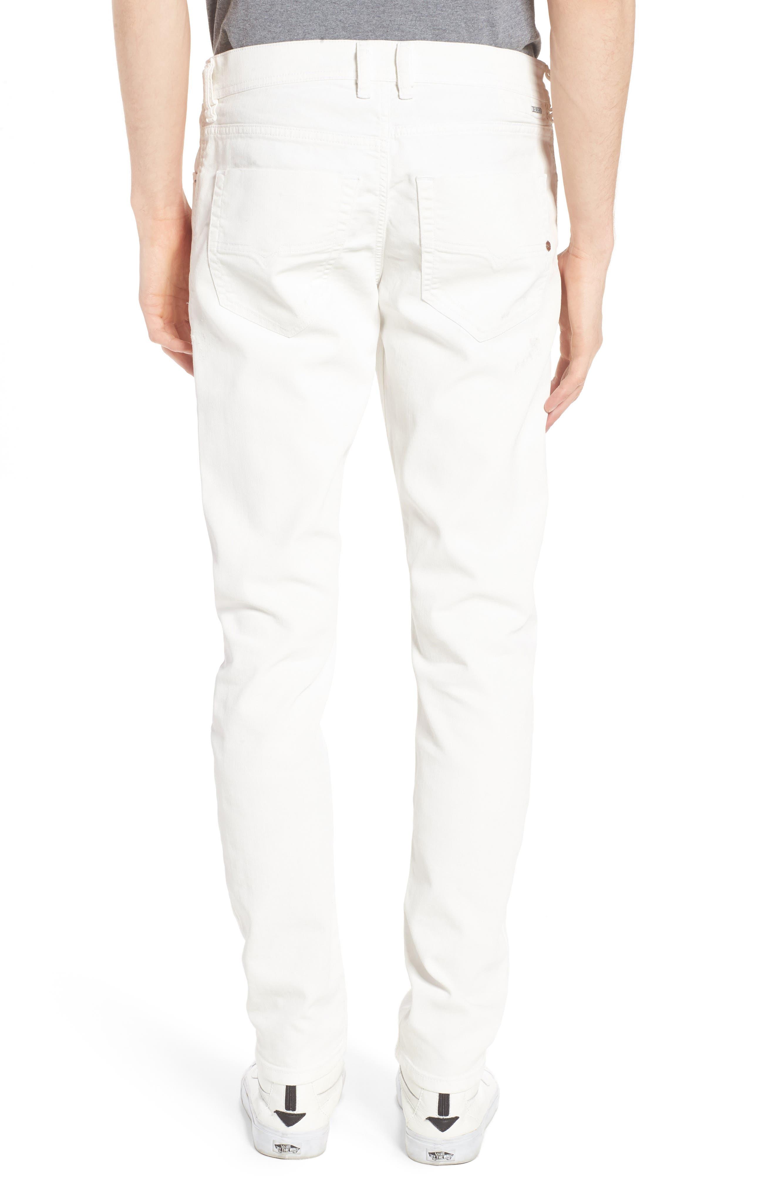 Alternate Image 2  - DIESEL® Tepphar Skinny Fit Jeans (0855U)