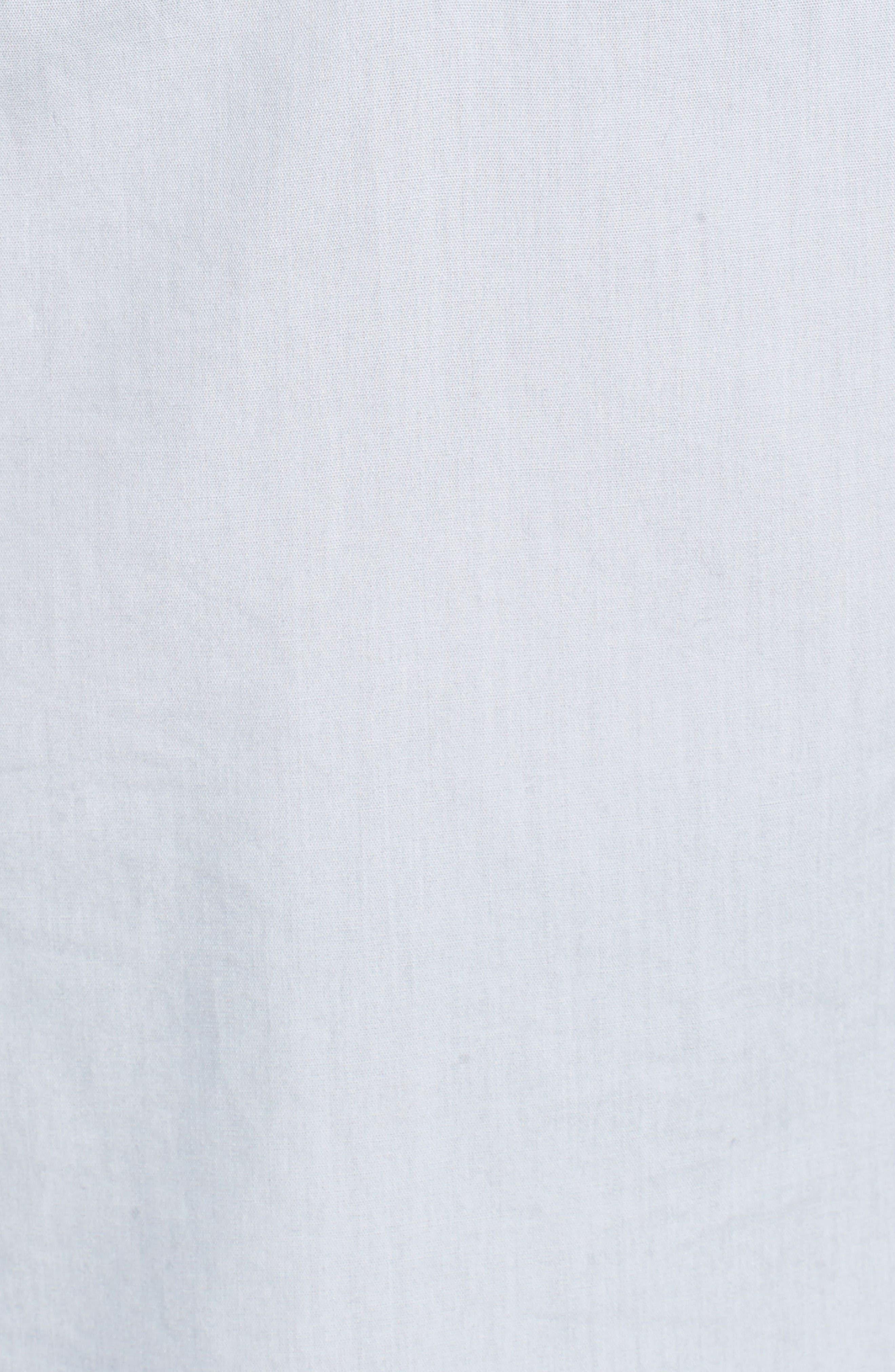 Alternate Image 6  - Pleione Ruffled Cold Shoulder Top (Regular & Petite)