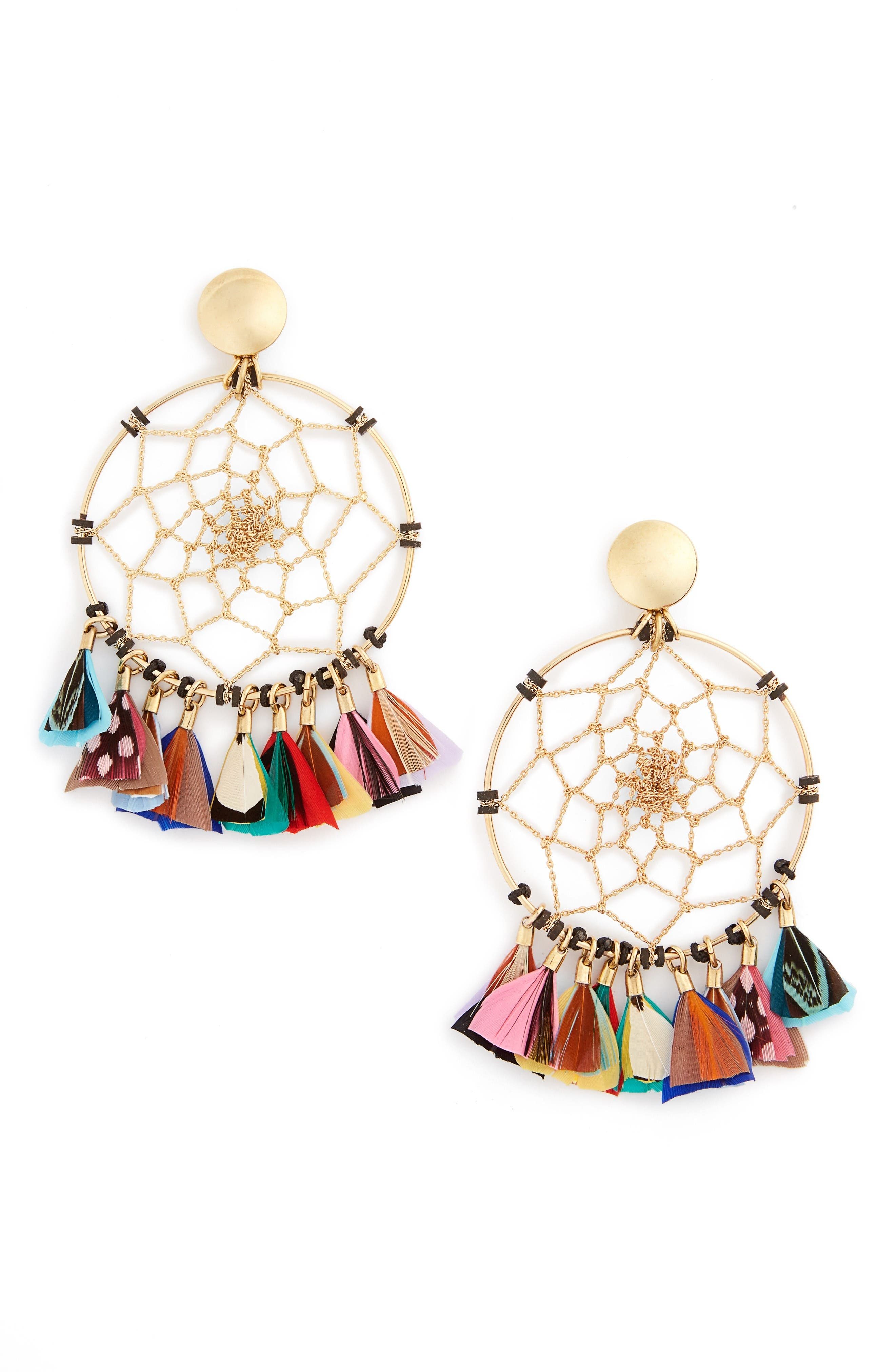 Main Image - Gas Bijoux Feather Earrings