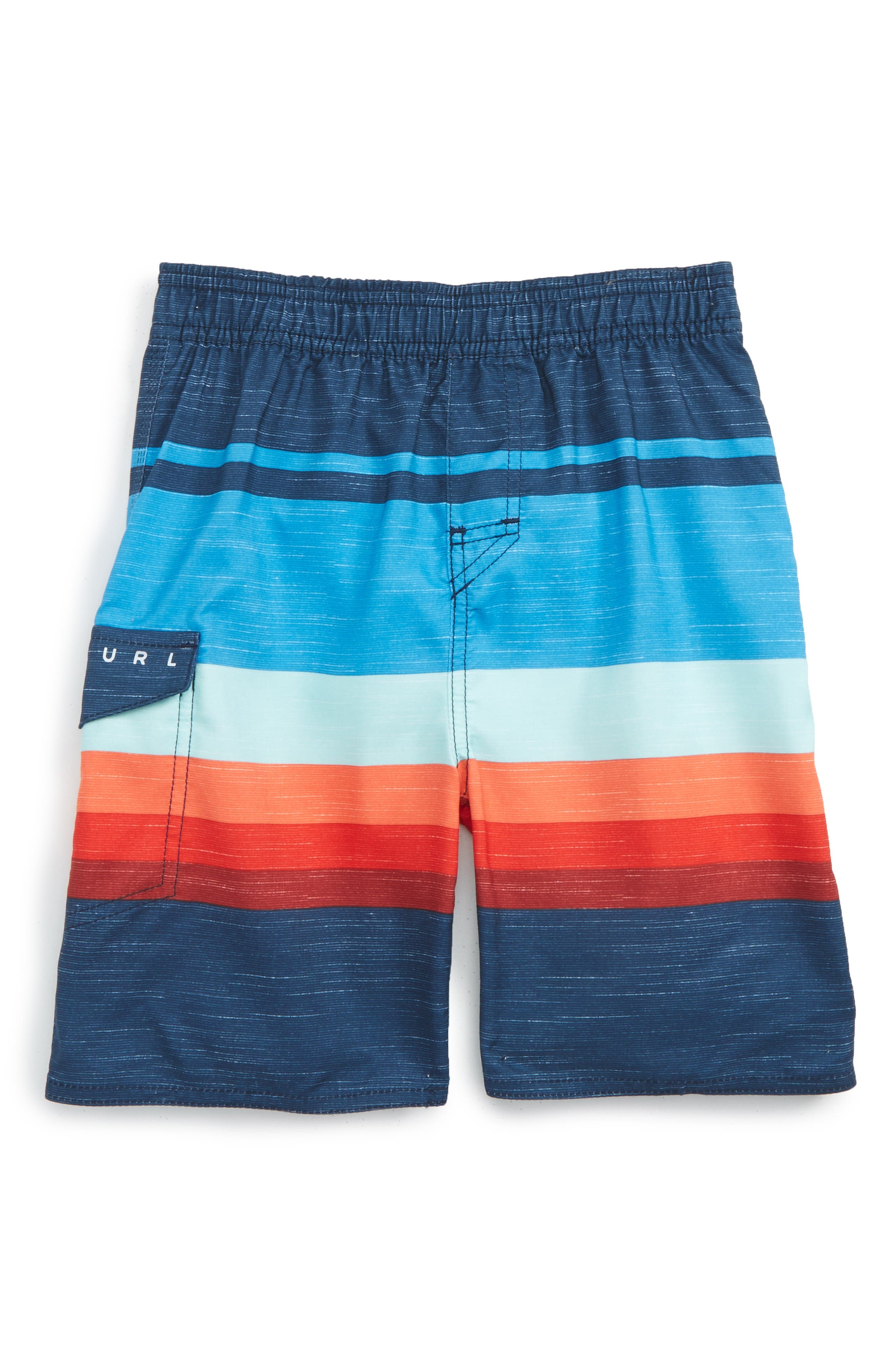 Rip Curl Golden Hour Board Shorts (Toddler Boys & Little Boys)
