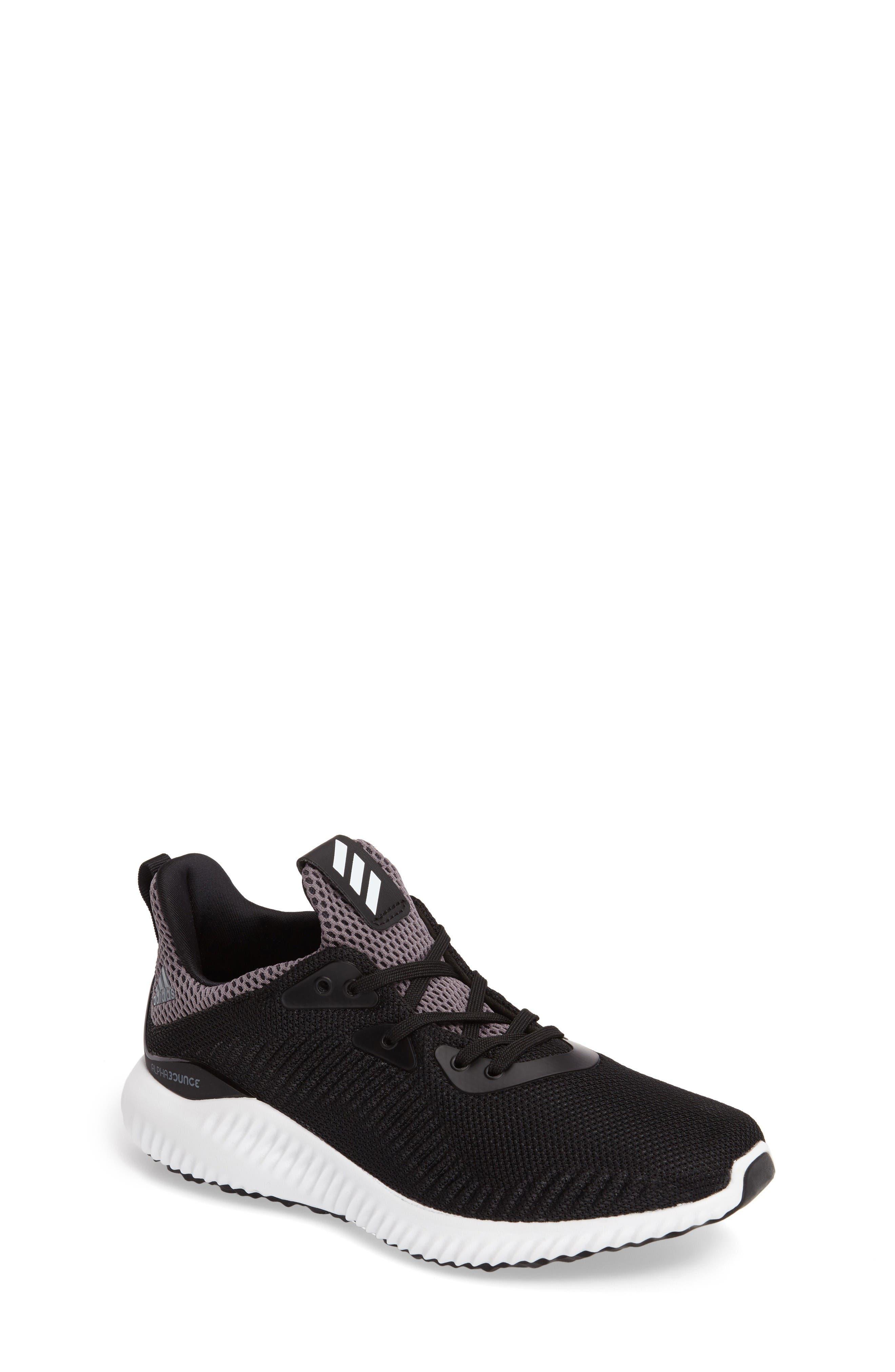 adidas AlphaBOUNCE Sneaker (Toddler, Little Kid & Big Kid)