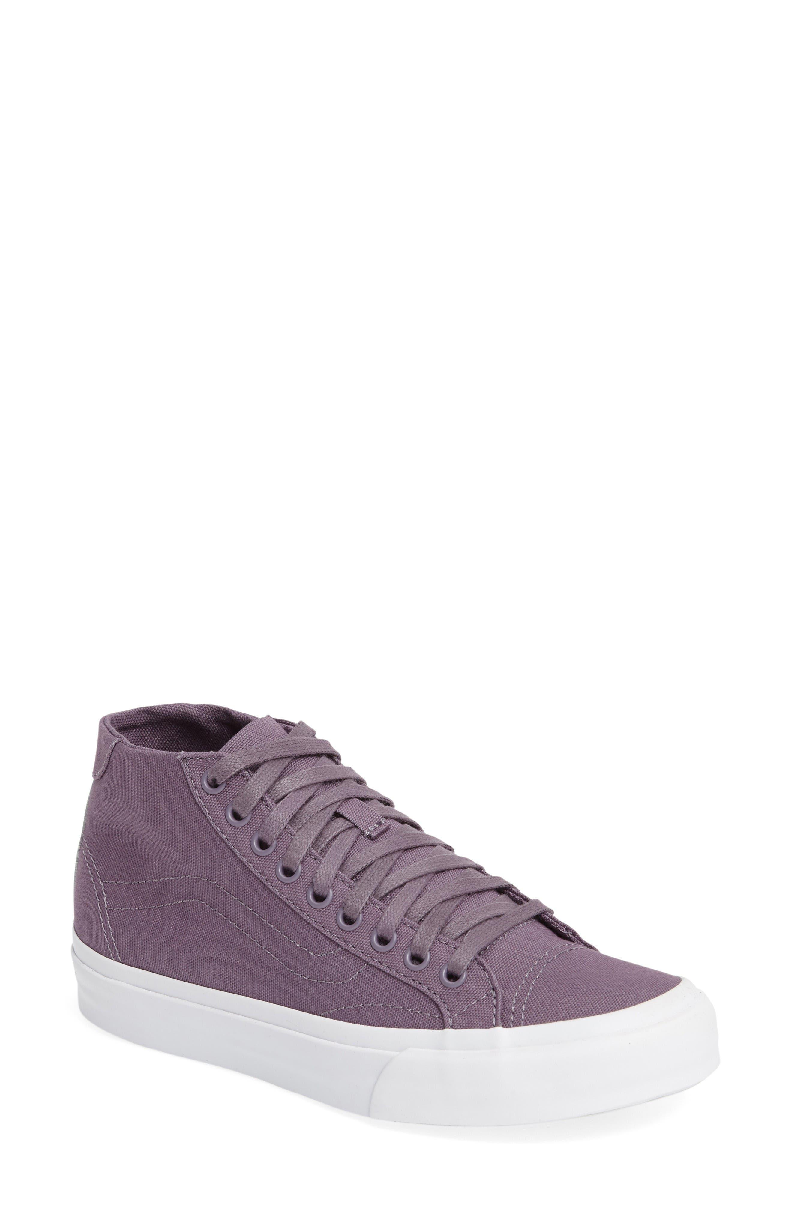 Vans 'Court Mid' Sneaker (Women)