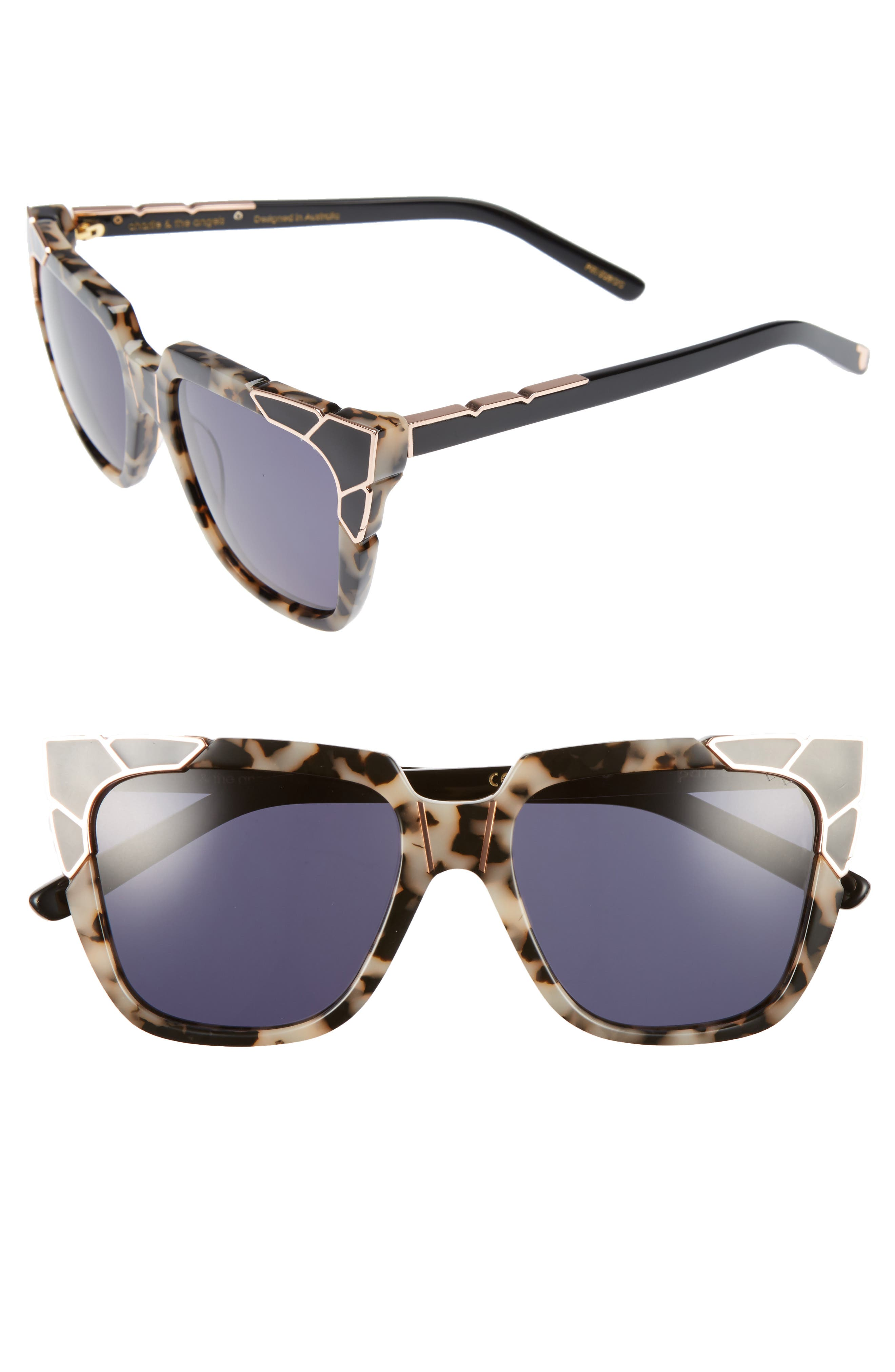 Pared Charlie & the Angels 54mm Sunglasses