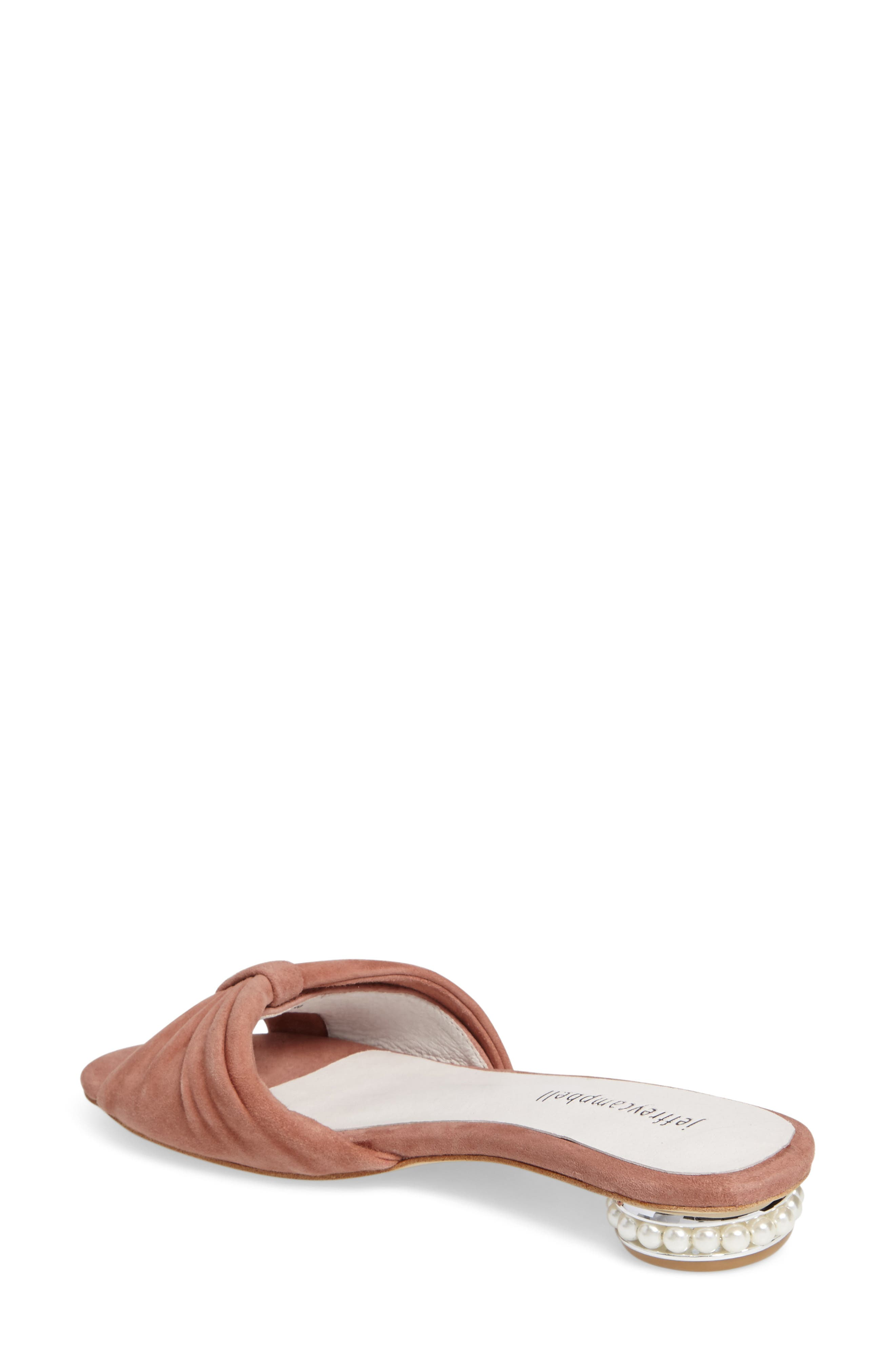 Alternate Image 2  - Jeffrey Campbell Turbina Embellished Slide Sandal (Women)