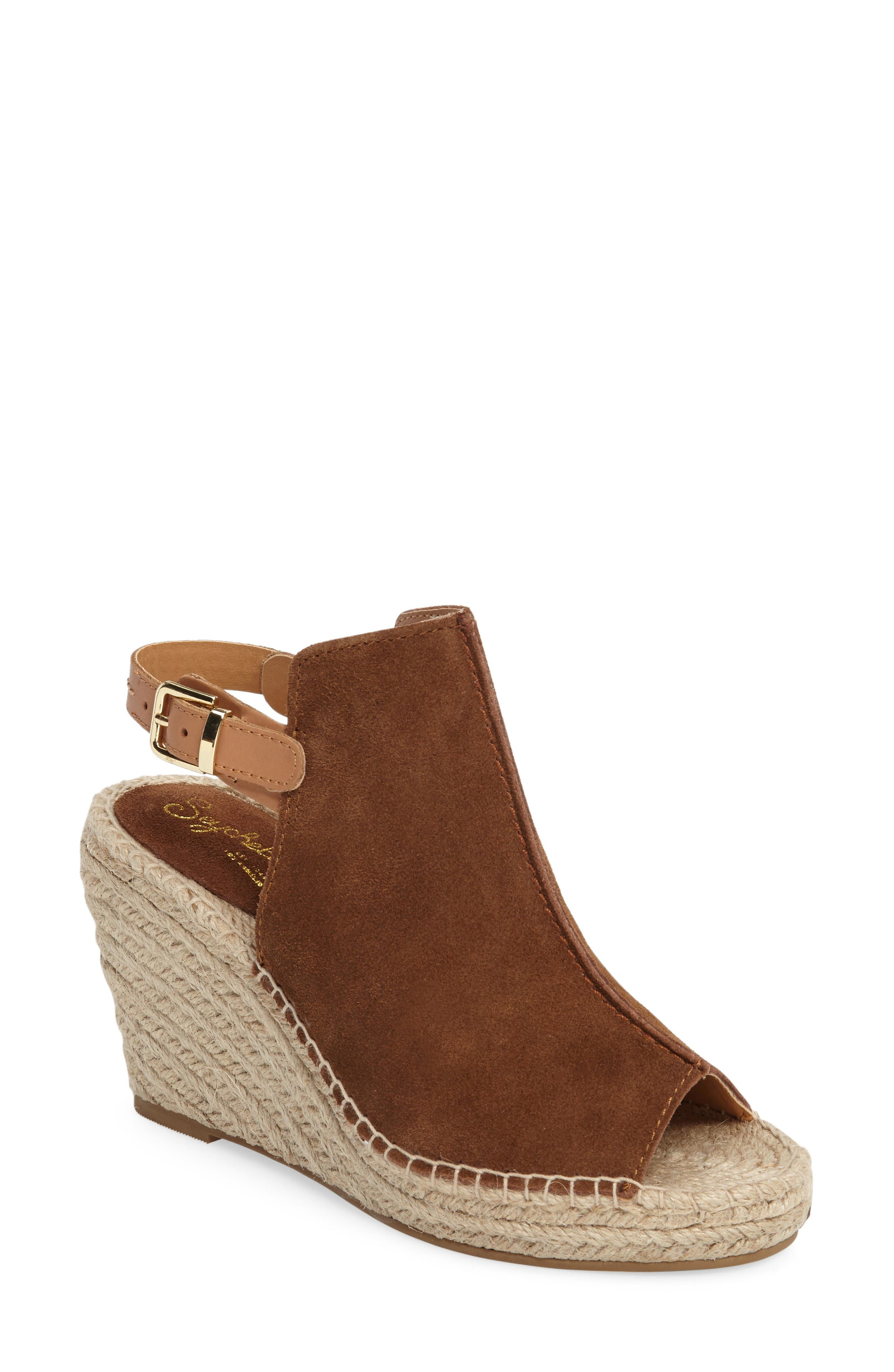 SEYCHELLES 'Charismatic' Espadrille Wedge