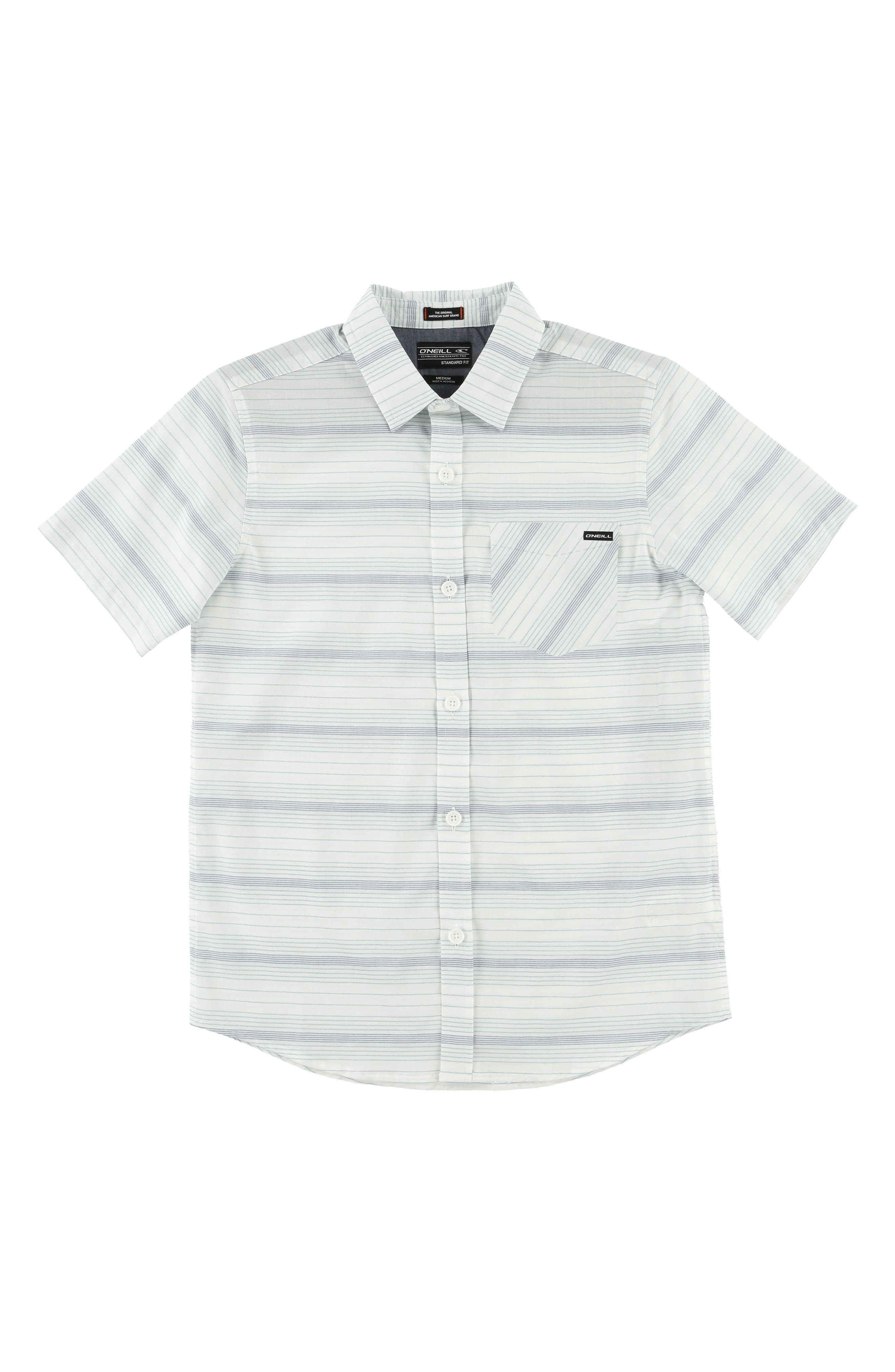 O'Neill Stripe Woven Shirt (Little Boys)
