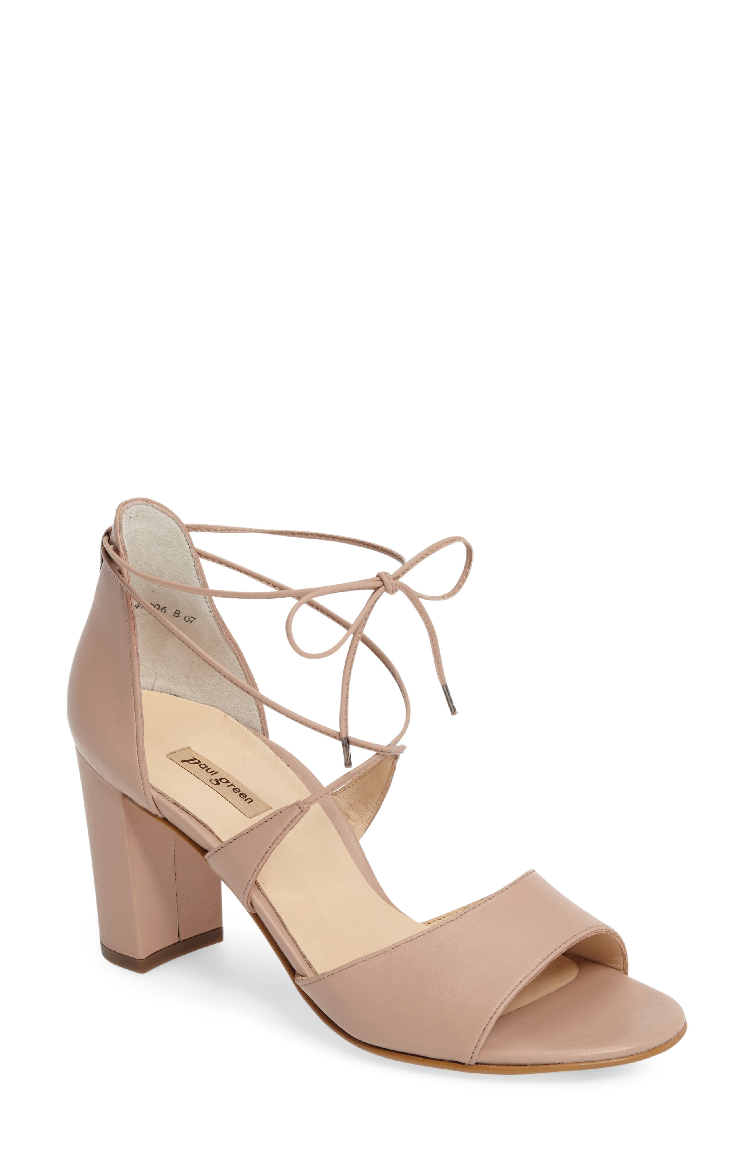 Paul Green Nadia Ankle Strap Sandal (Women)