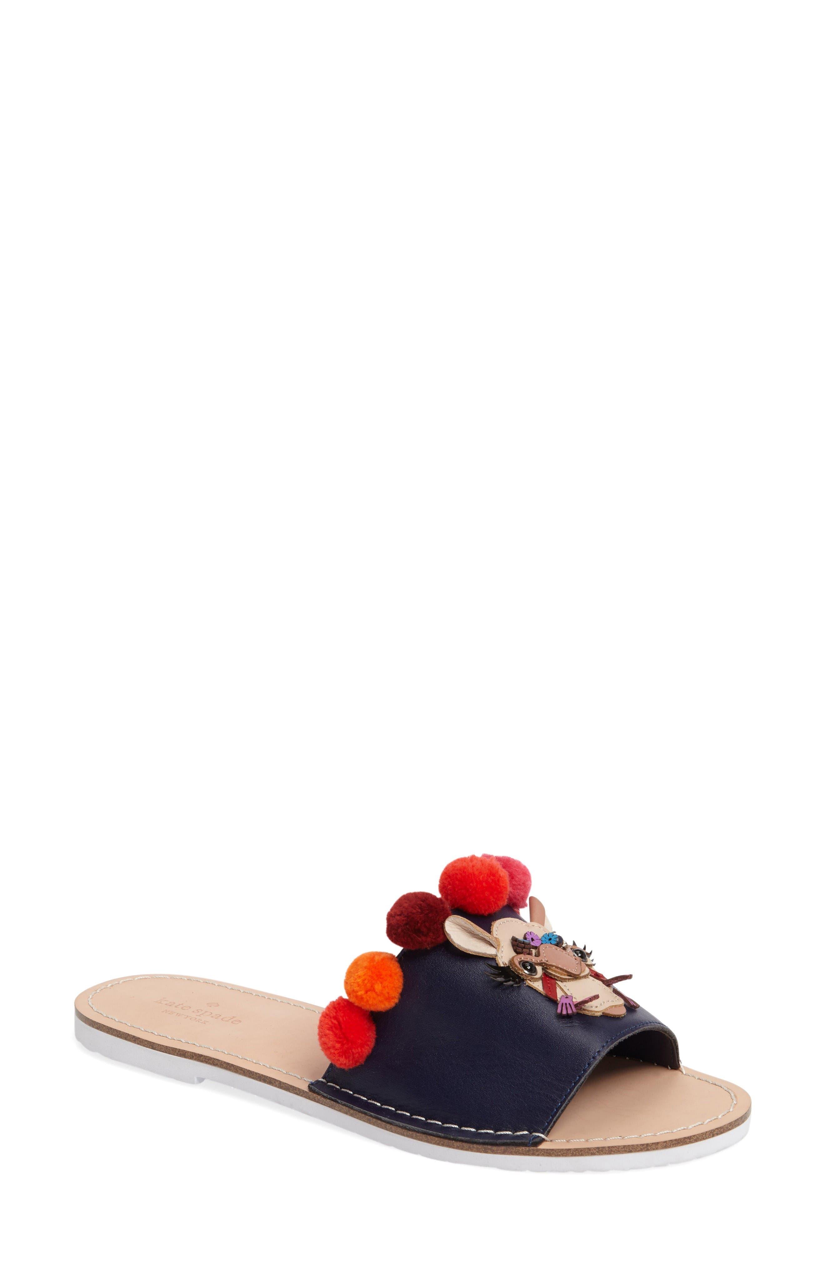 kate spade new york idelphia slide sandal (Women)