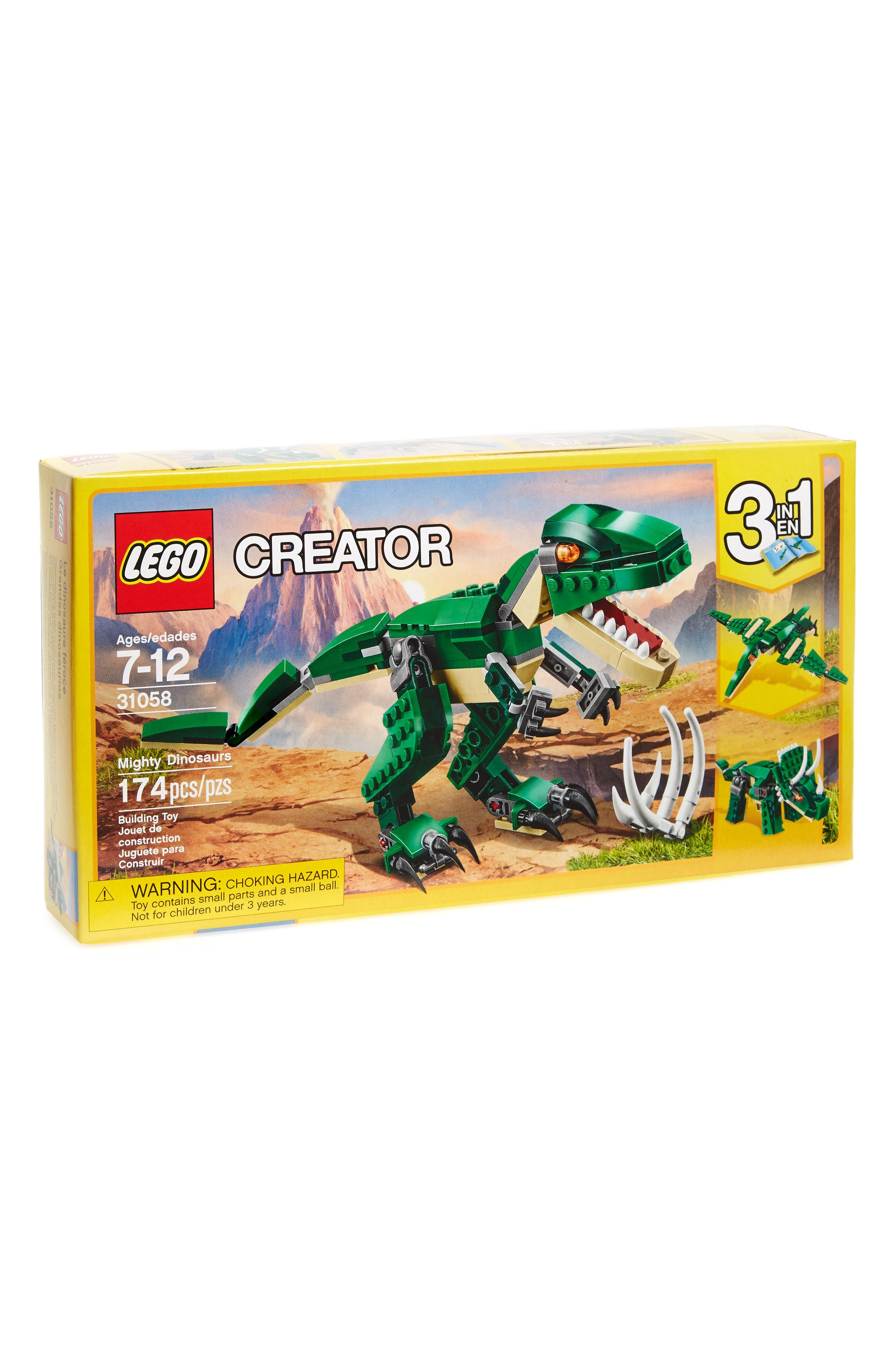 LEGO® 3-in-1 Mighty Dinosaurs - 31058