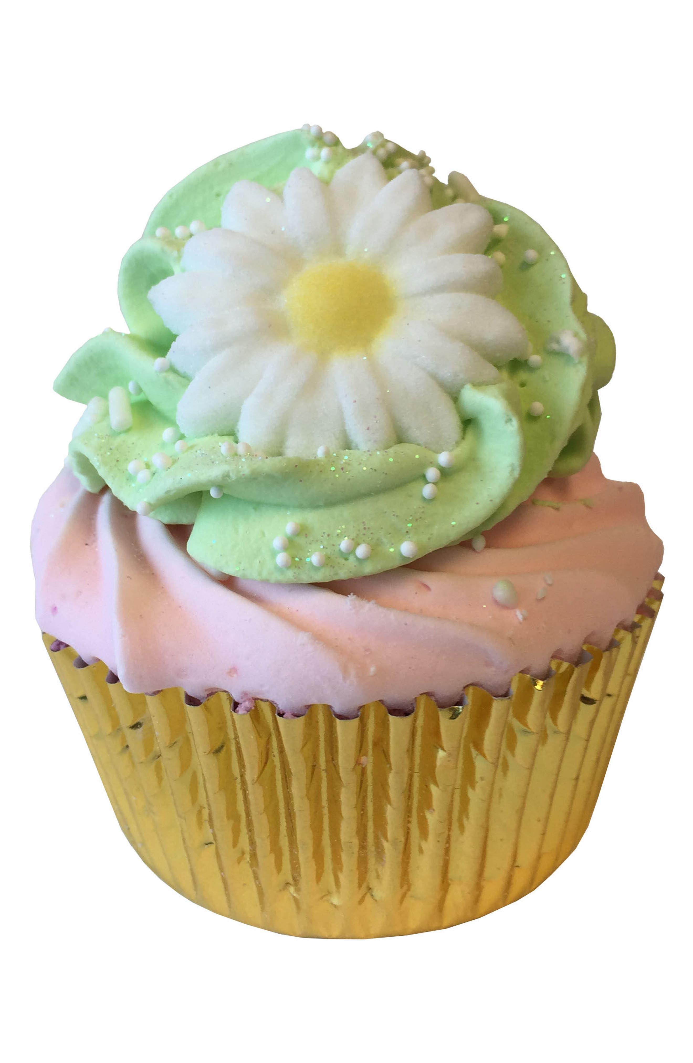 Feeling Smitten Cupcake Bath Bomb