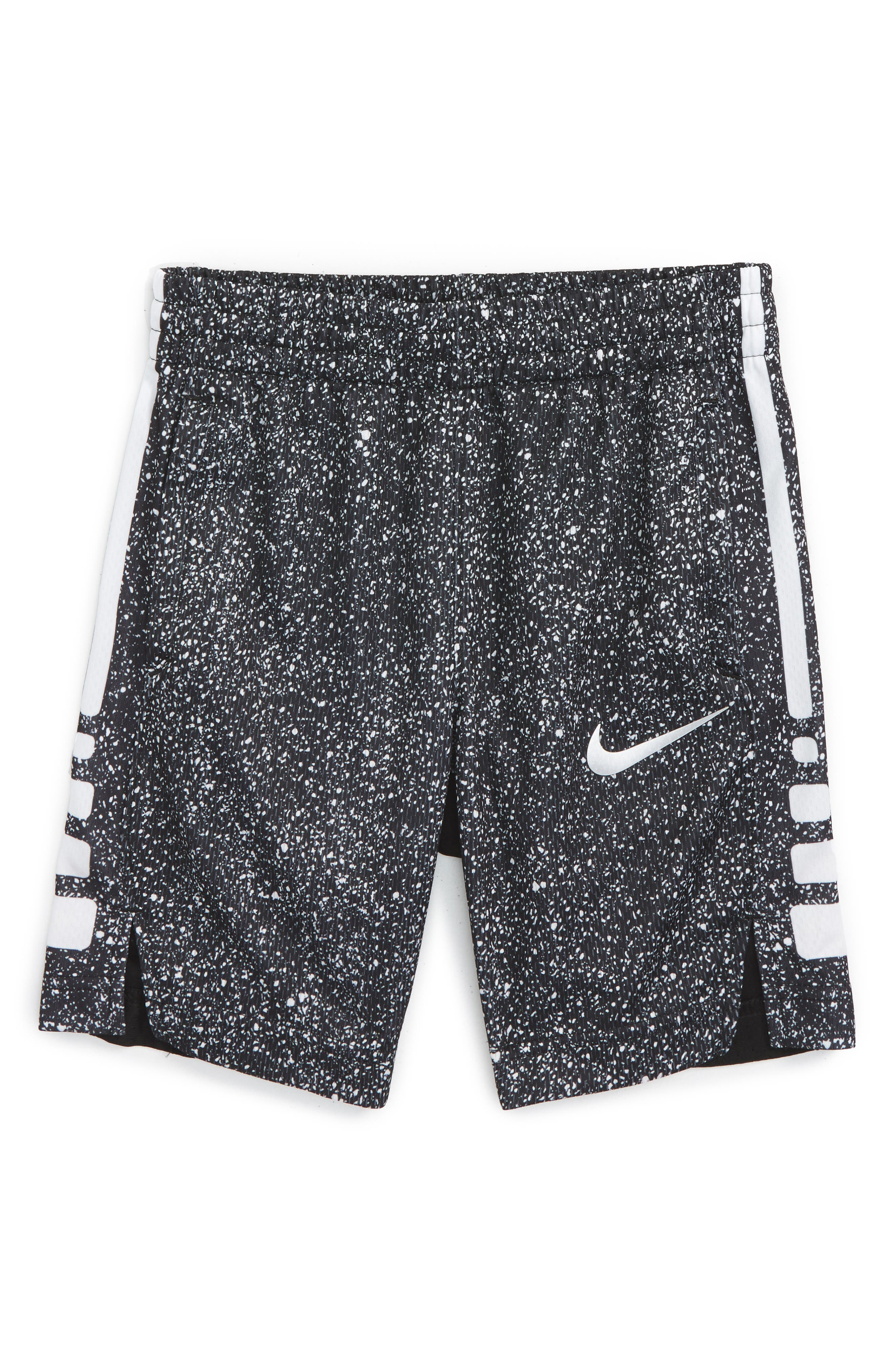 Nike Elite Print Shorts (Toddler Boys & Little Boys)
